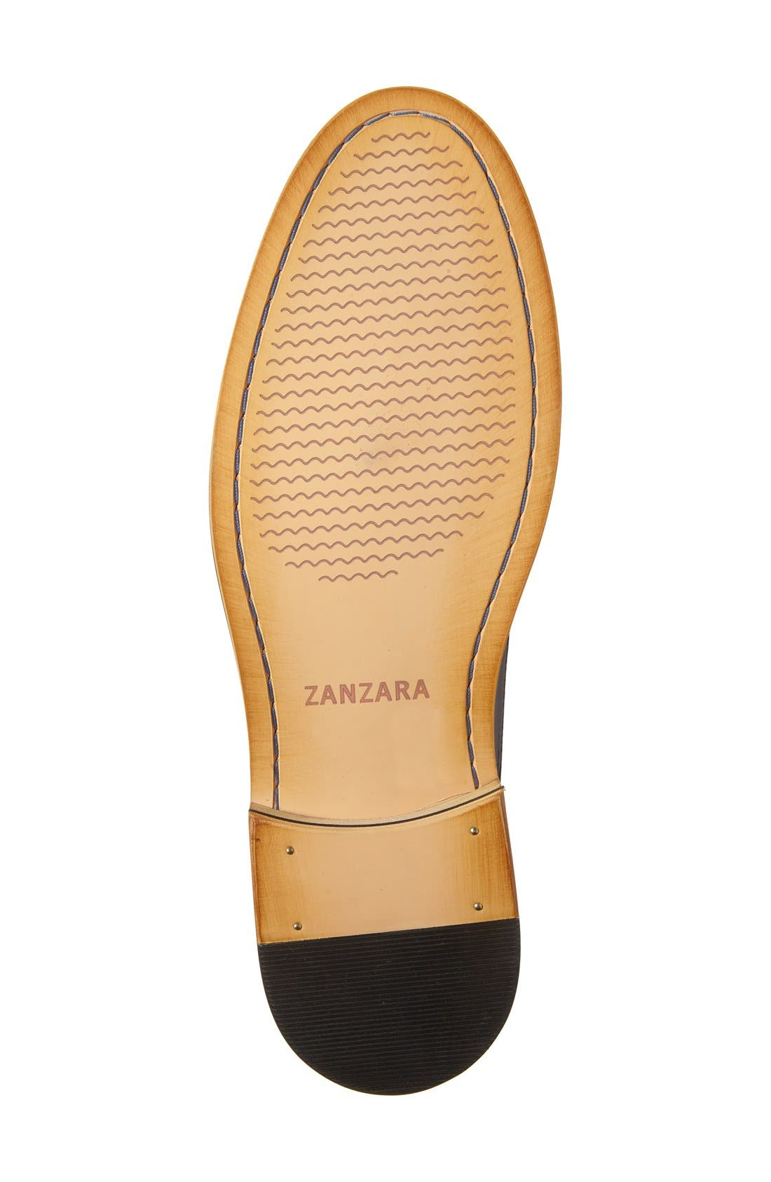 Alternate Image 4  - Zanzara 'Botticelli' Split Toe Derby (Men)