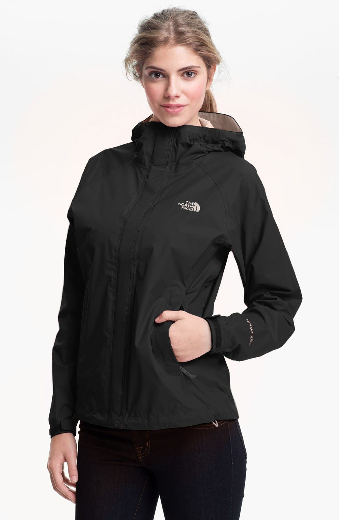 Alternate Image 1 Selected - The North Face 'Venture' Waterproof Jacket