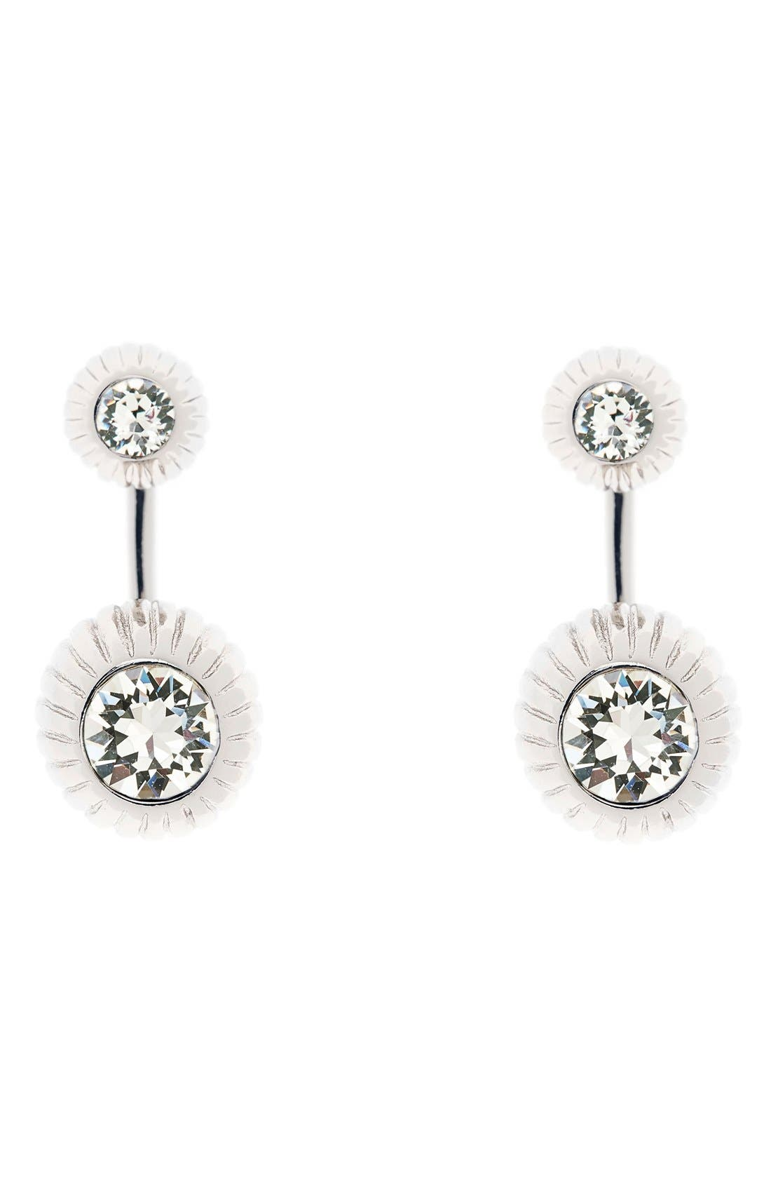 Alternate Image 1 Selected - Ted Baker London 'Areal' Crystal Ear Jackets