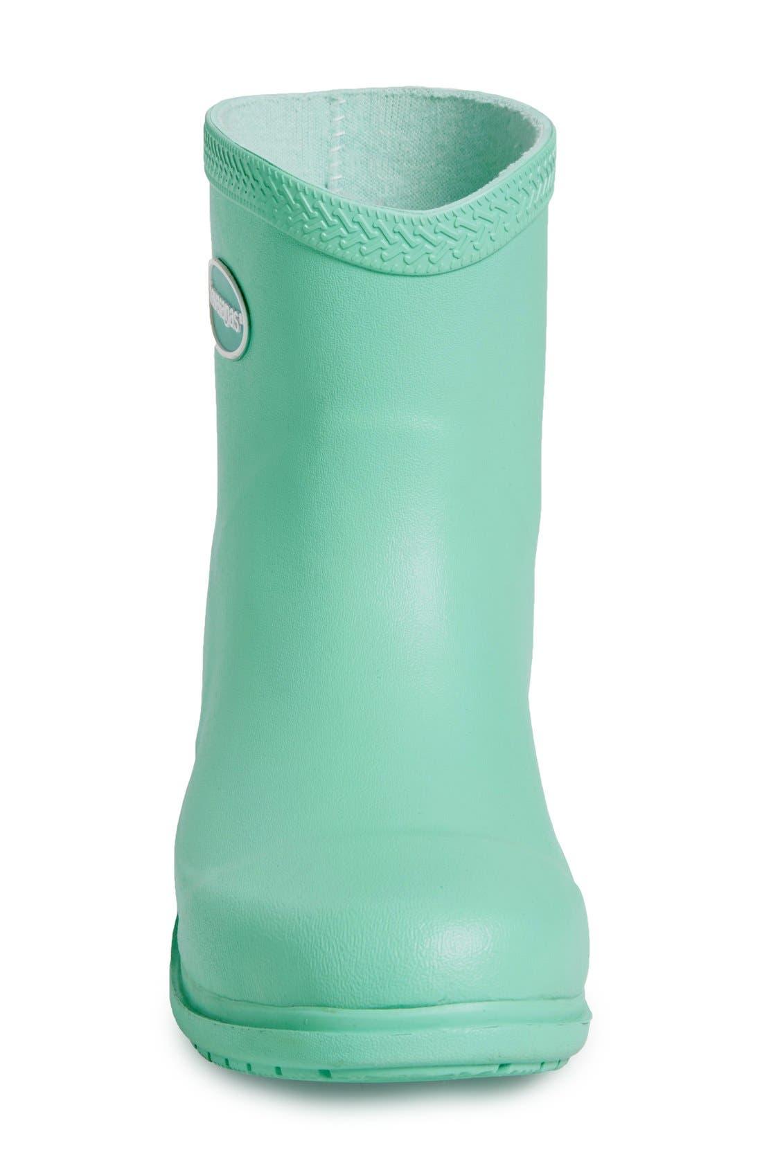 Alternate Image 3  - Havaianas 'Galochas Low Matte' Waterproof Rain Boot (Women)