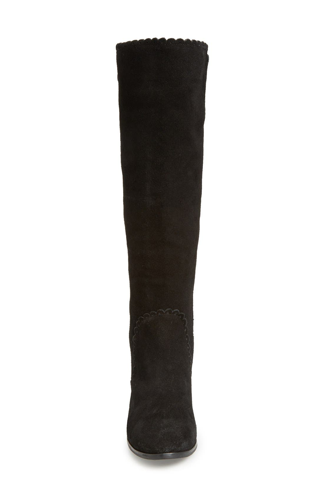 Alternate Image 3  - Jack Rogers 'Mia' Knee High Wedge Boot (Women)