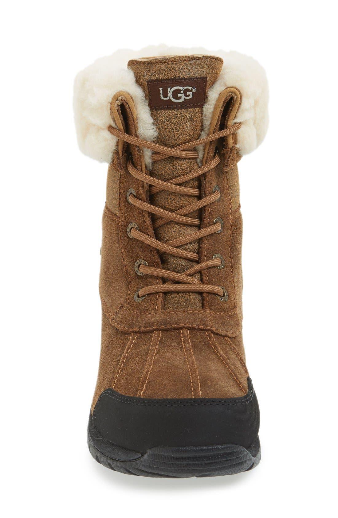 Alternate Image 3  - UGG® Butte Bomber Snow Boot (Men)