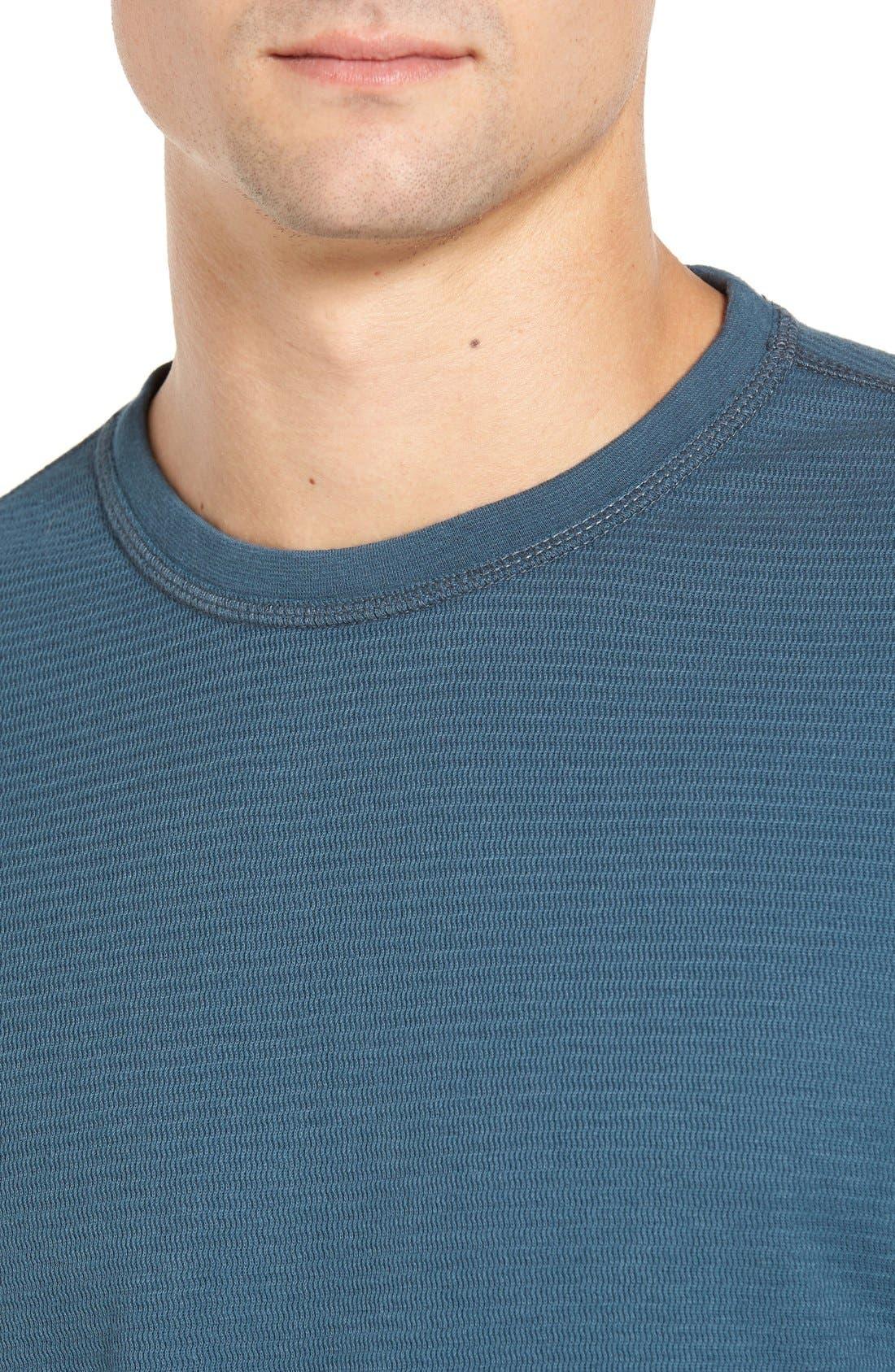 Alternate Image 4  - Jeremiah Larsen Zigzag Thermal T-Shirt