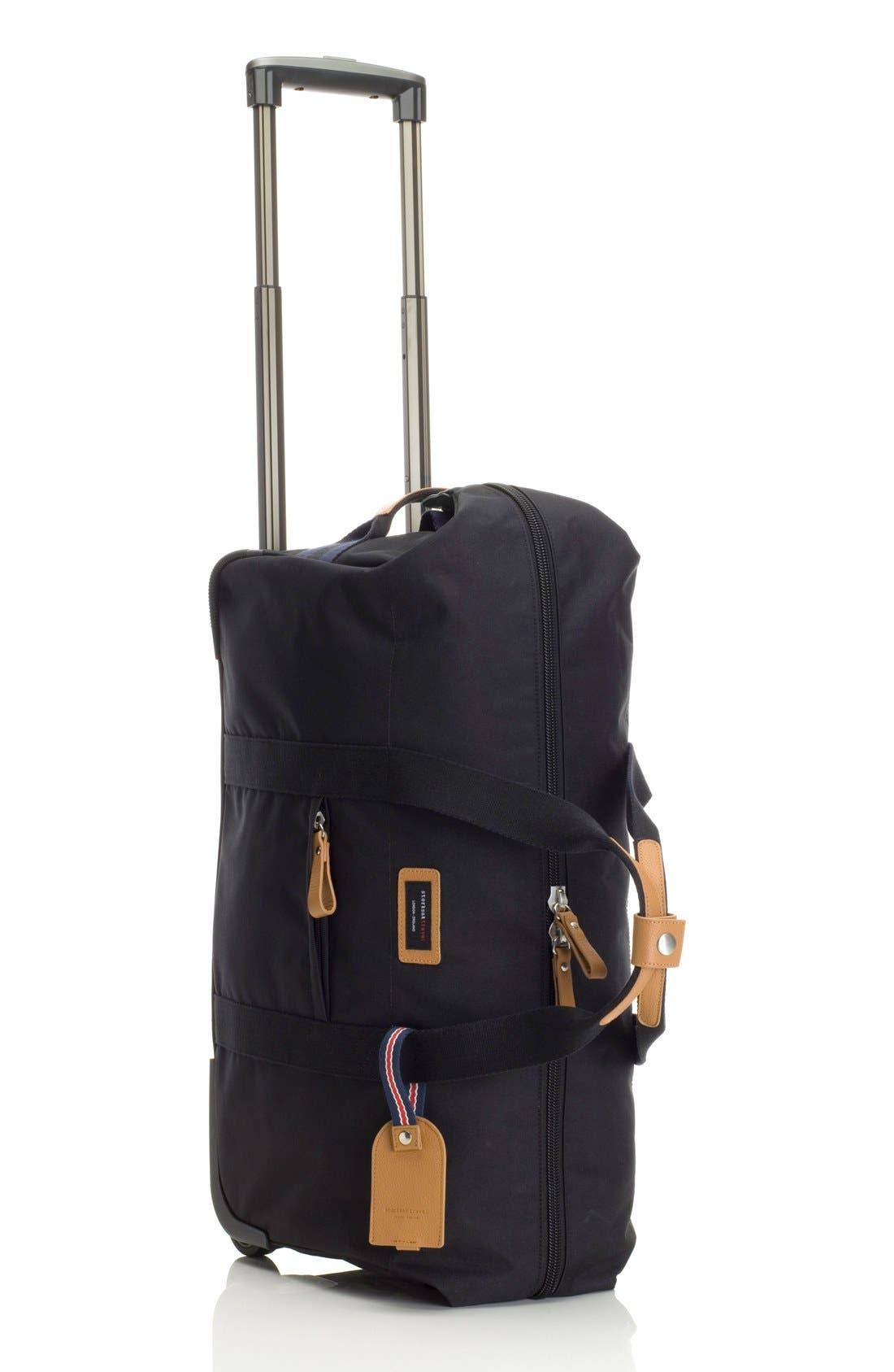 Alternate Image 2  - Storksak Cabin Wheeled Carry-On with Hanging Organizer