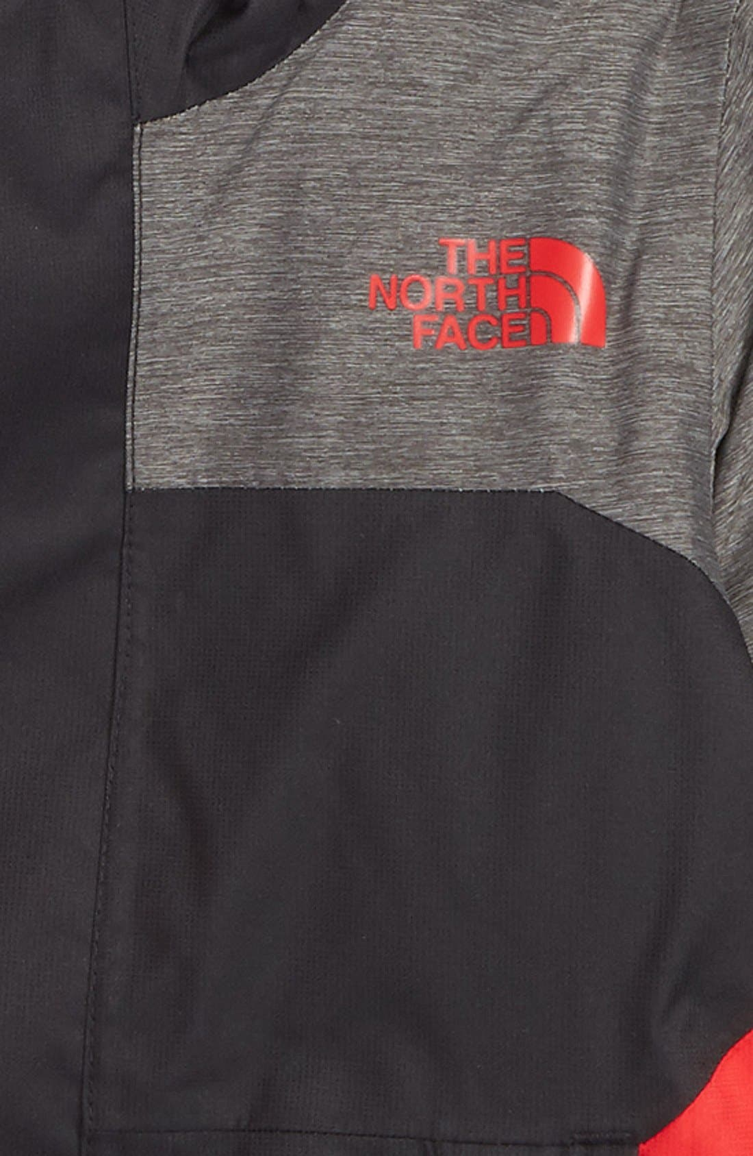 Alternate Image 2  - The North Face 'Vortex' TriClimate® Waterproof 3-in-1 Jacket (Toddler Boys & Little Boys)