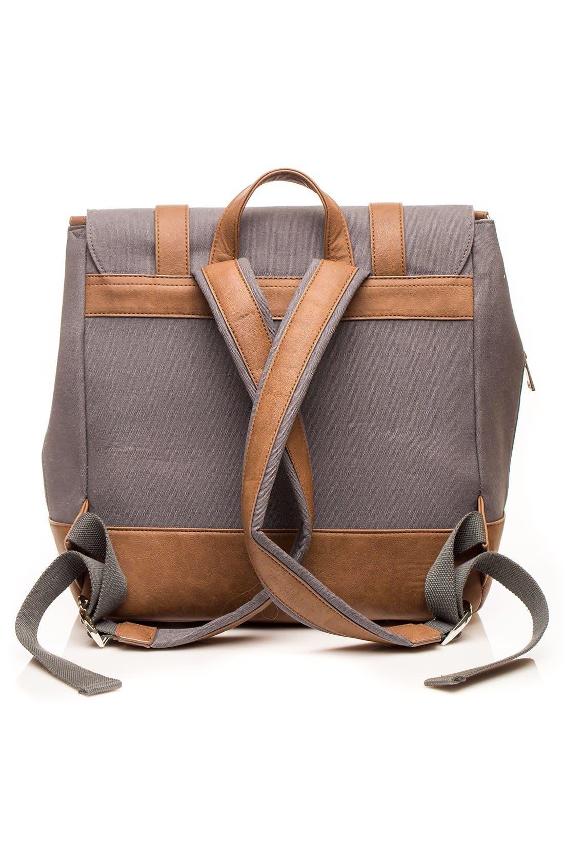 Marindale Diaper Backpack,                             Alternate thumbnail 2, color,                             Grey