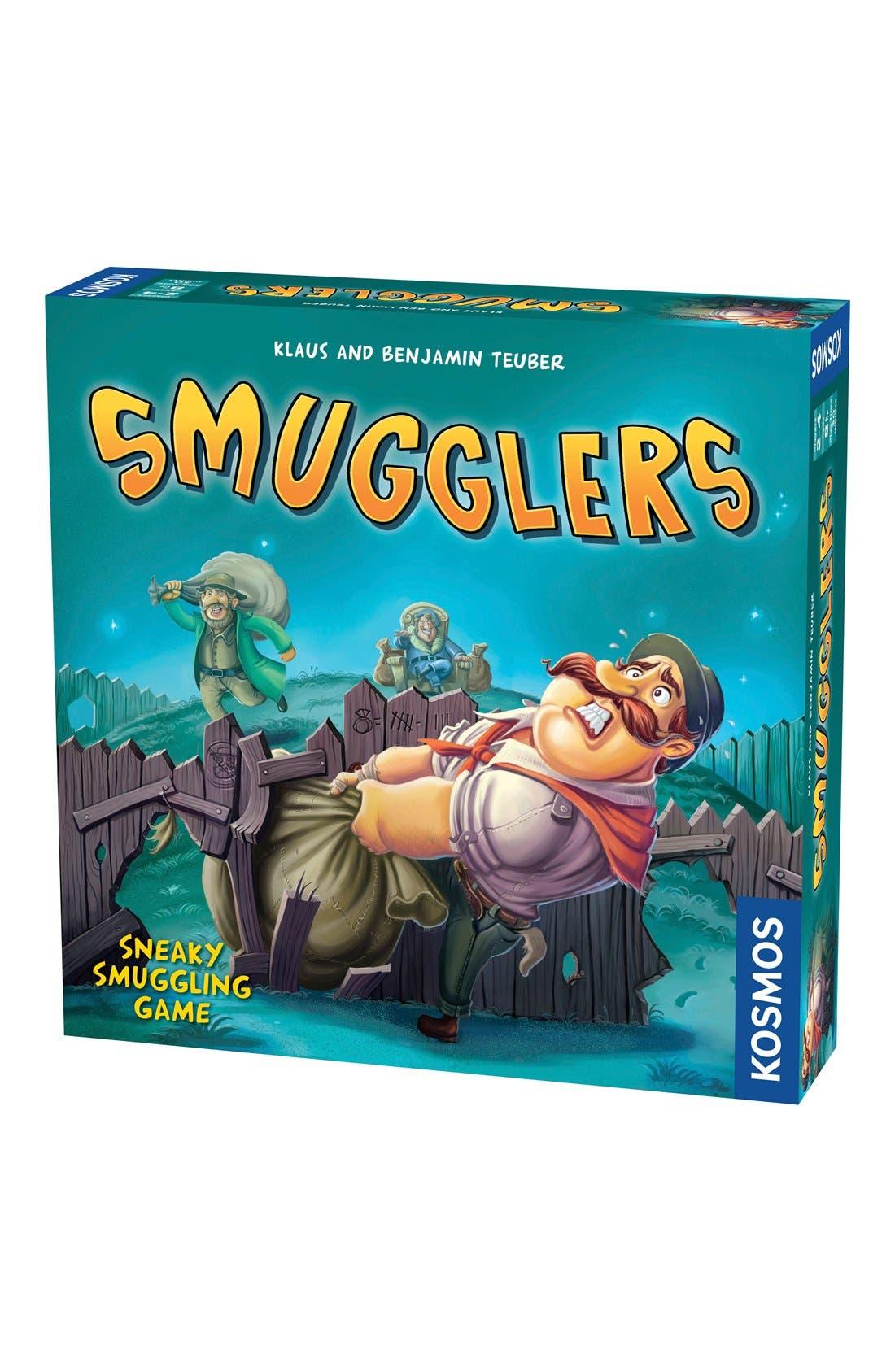 Main Image - Thames & Kosmos Smugglers Board Game