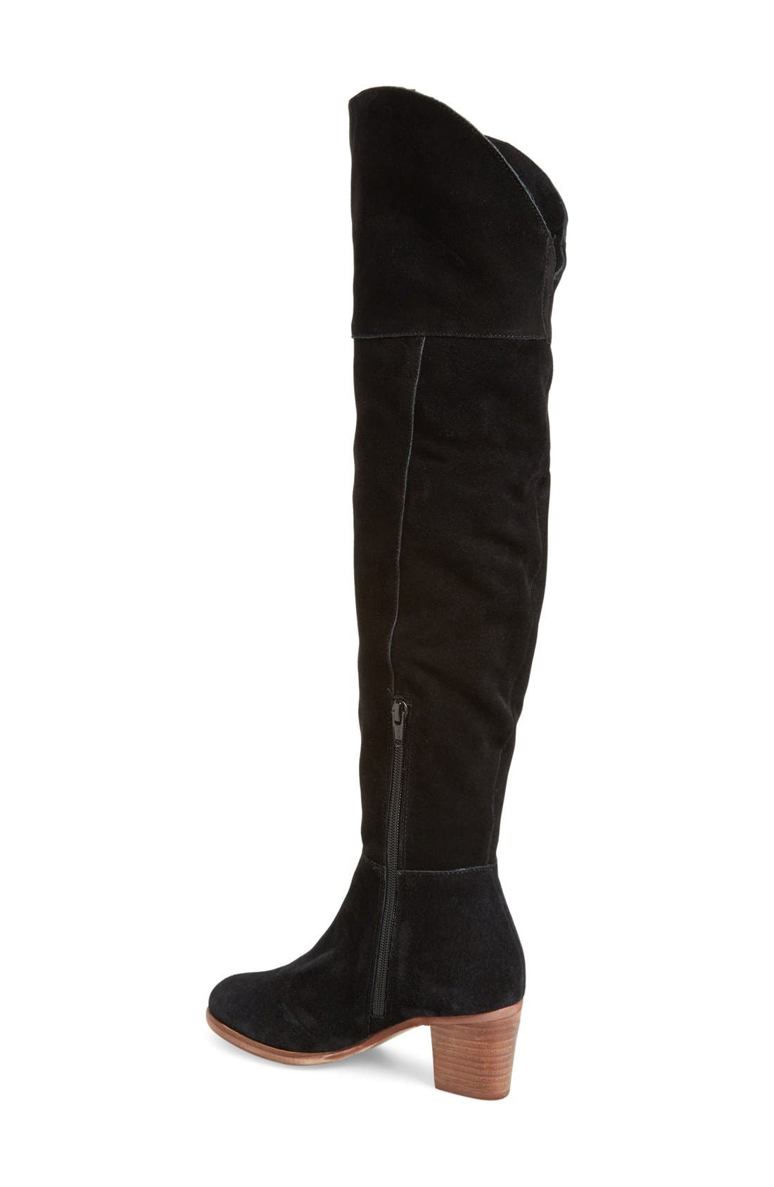 Alternate Image 2  - Matisse Muse Tall Boot (Women) (Narrow Calf)