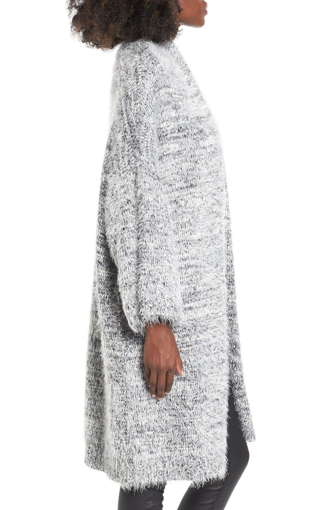 Alternate Image 3  - Leith Fluffy Oversize Cardigan