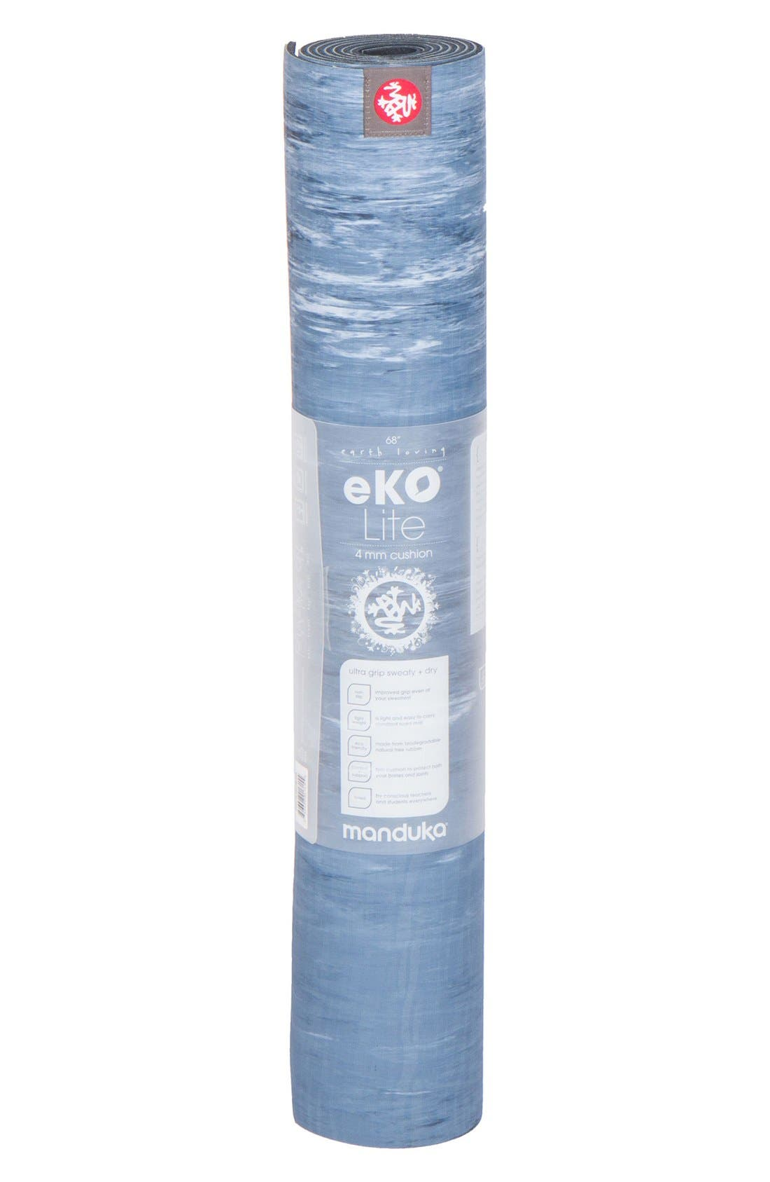 Alternate Image 1 Selected - Manduka eKO 4mm Marble Yoga Mat