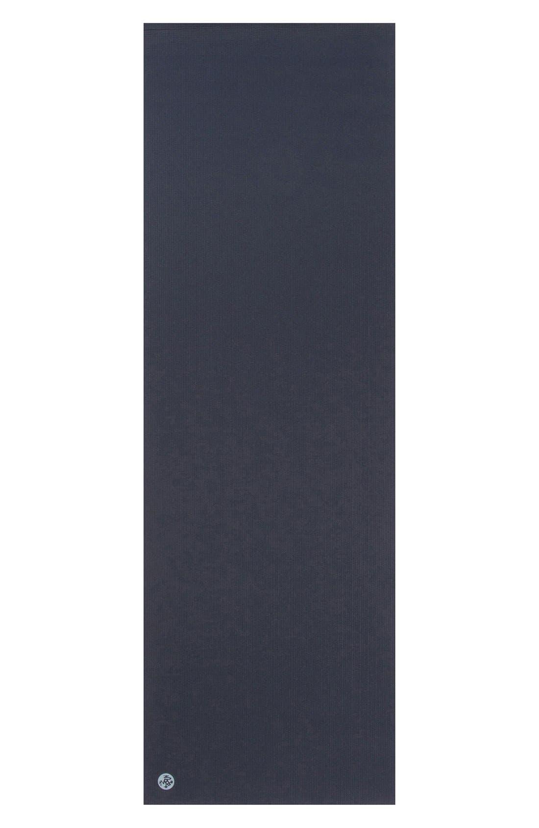 'ProLite' Yoga Mat,                             Alternate thumbnail 2, color,                             Midnight