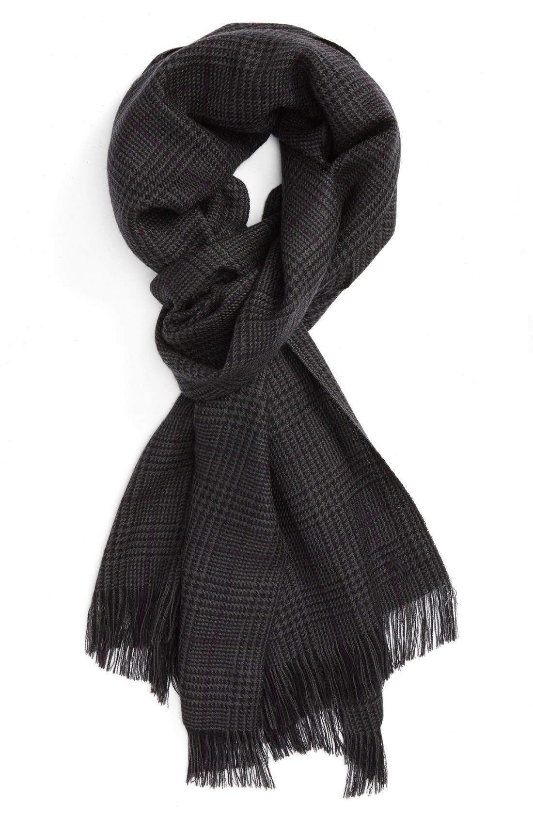 Polo Ralph Lauren Wool Fringe Scarf