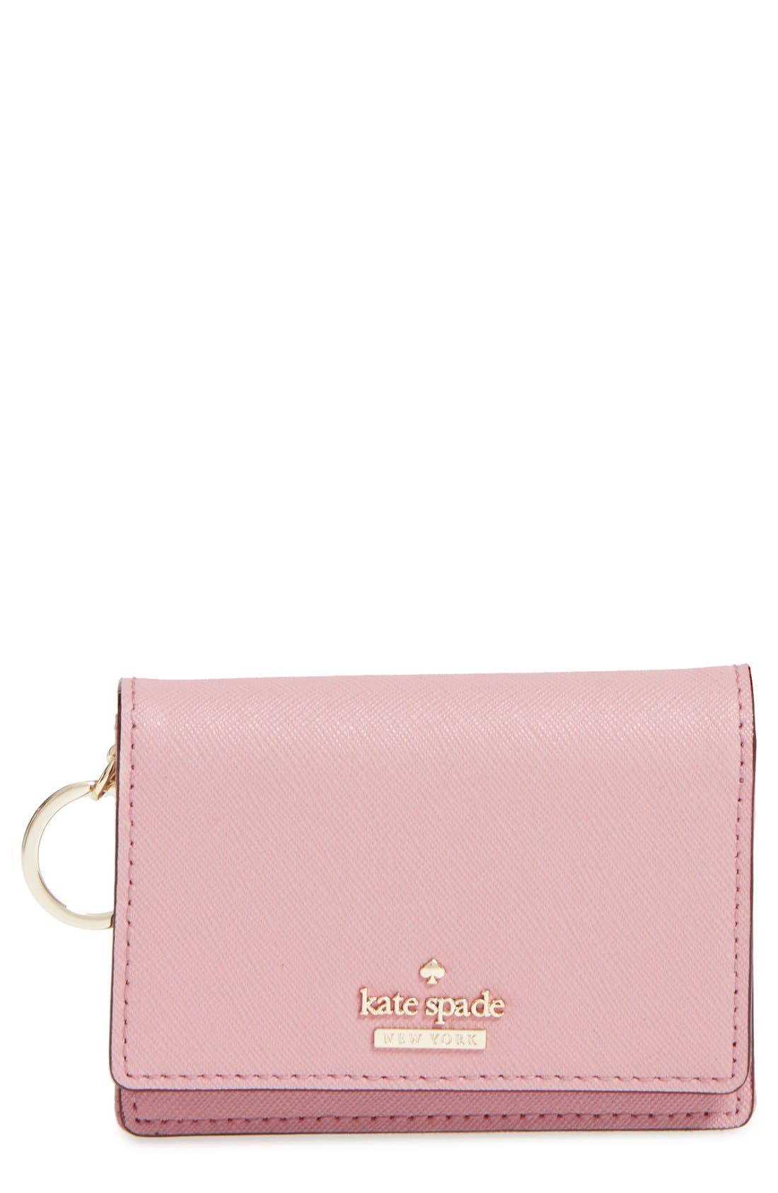 Alternate Image 1 Selected - kate spade new york 'cameron street - beca' textured leather wallet