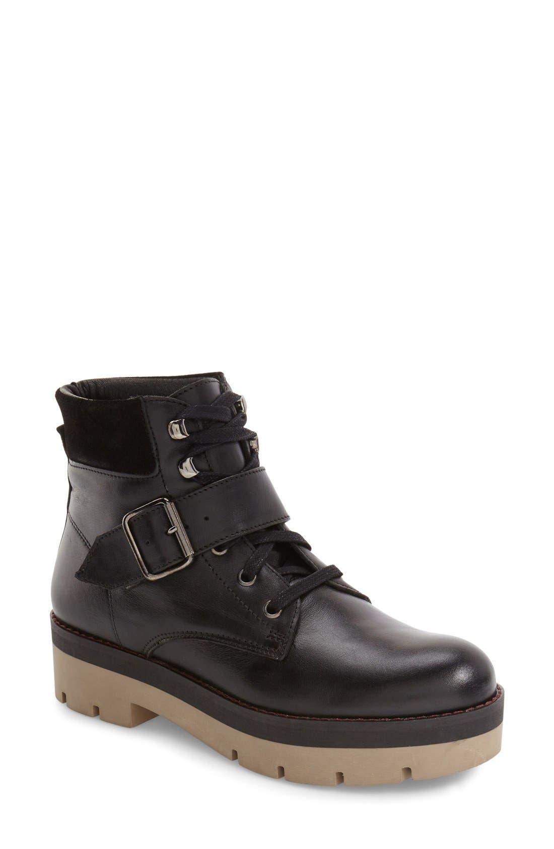 Alternate Image 1 Selected - Topshop Autumn Platform Boot (Women)
