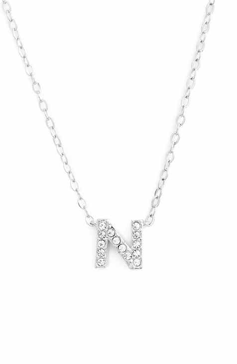 6d01c3d8bdd Women s Cubic Zirconia Necklaces