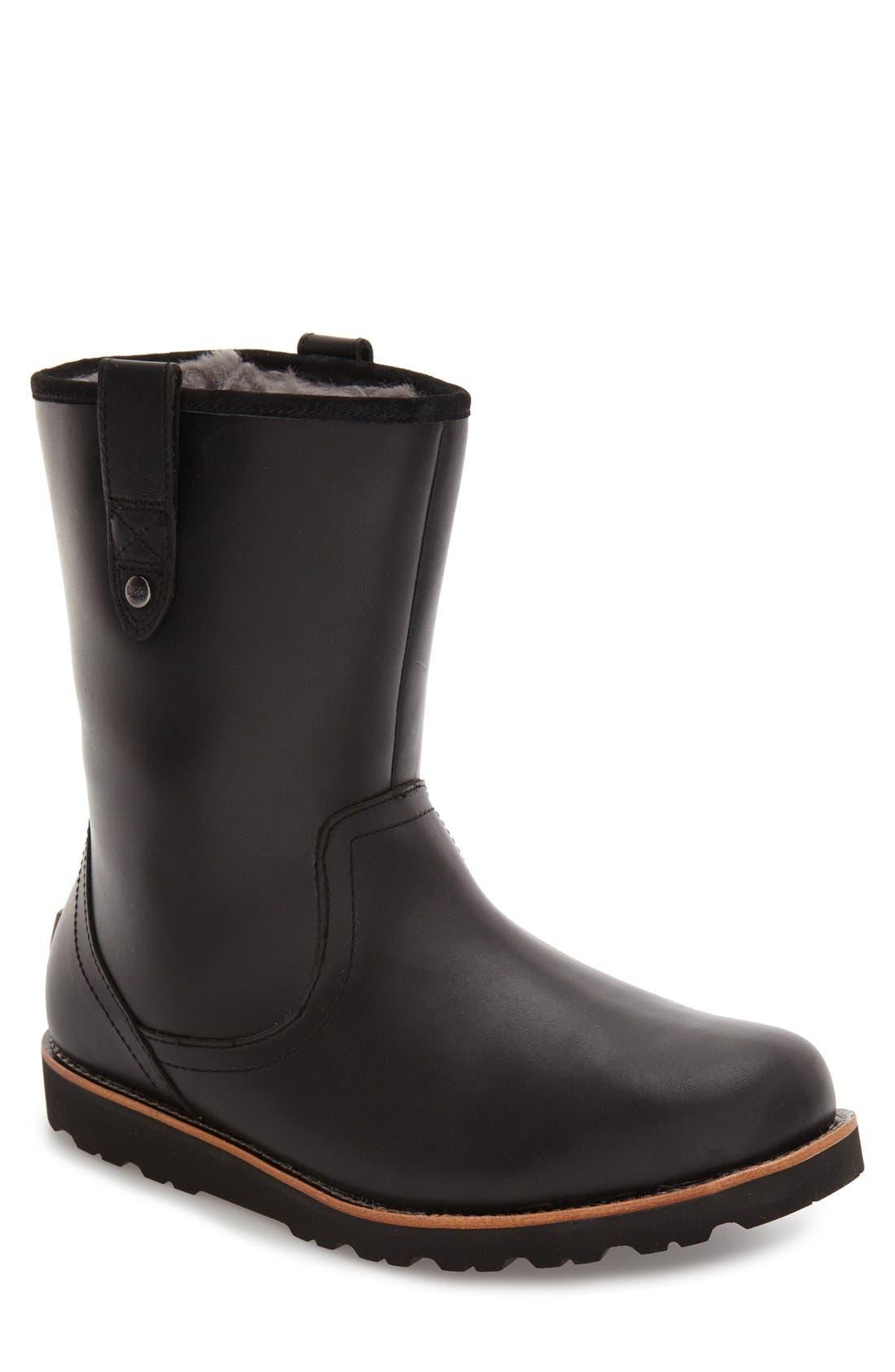 Alternate Image 1 Selected - UGG® Stoneman Waterproof Boot (Men)
