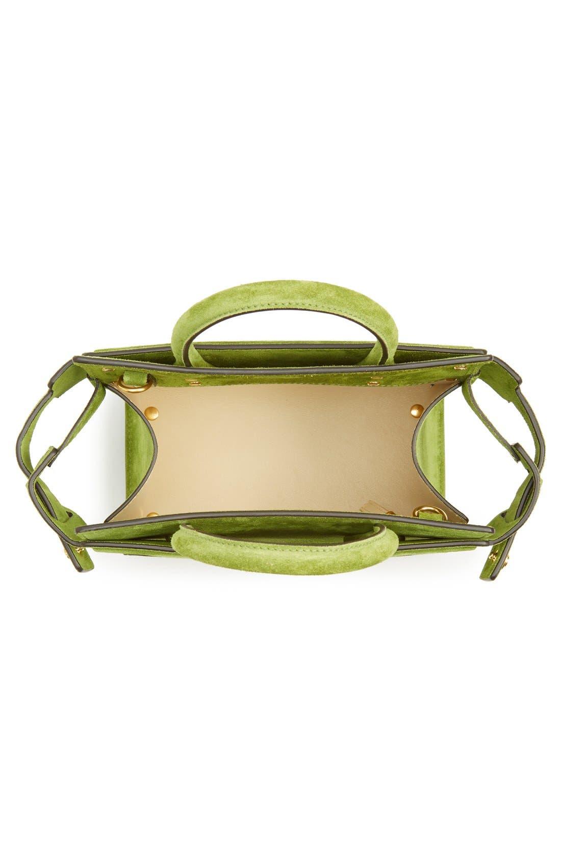 Alternate Image 3  - Givenchy Mini Horizon Suede Tote