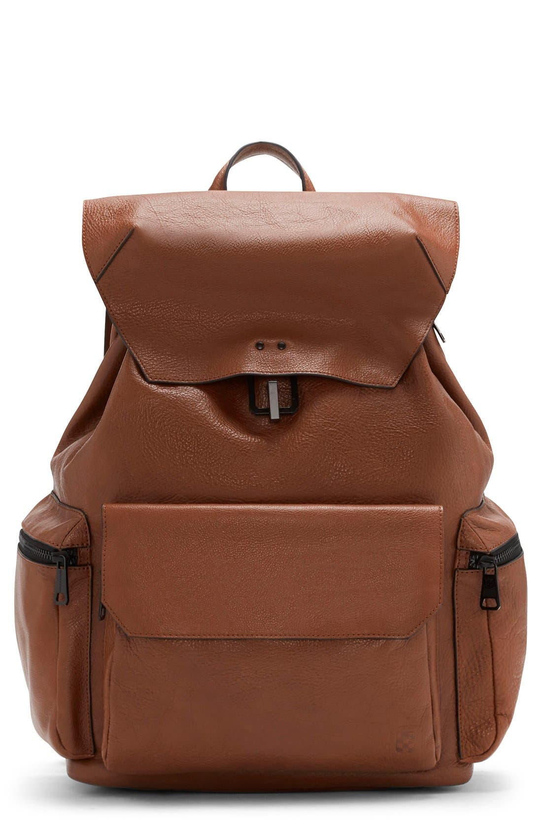 Vince Camuto Travo Leather Backpack