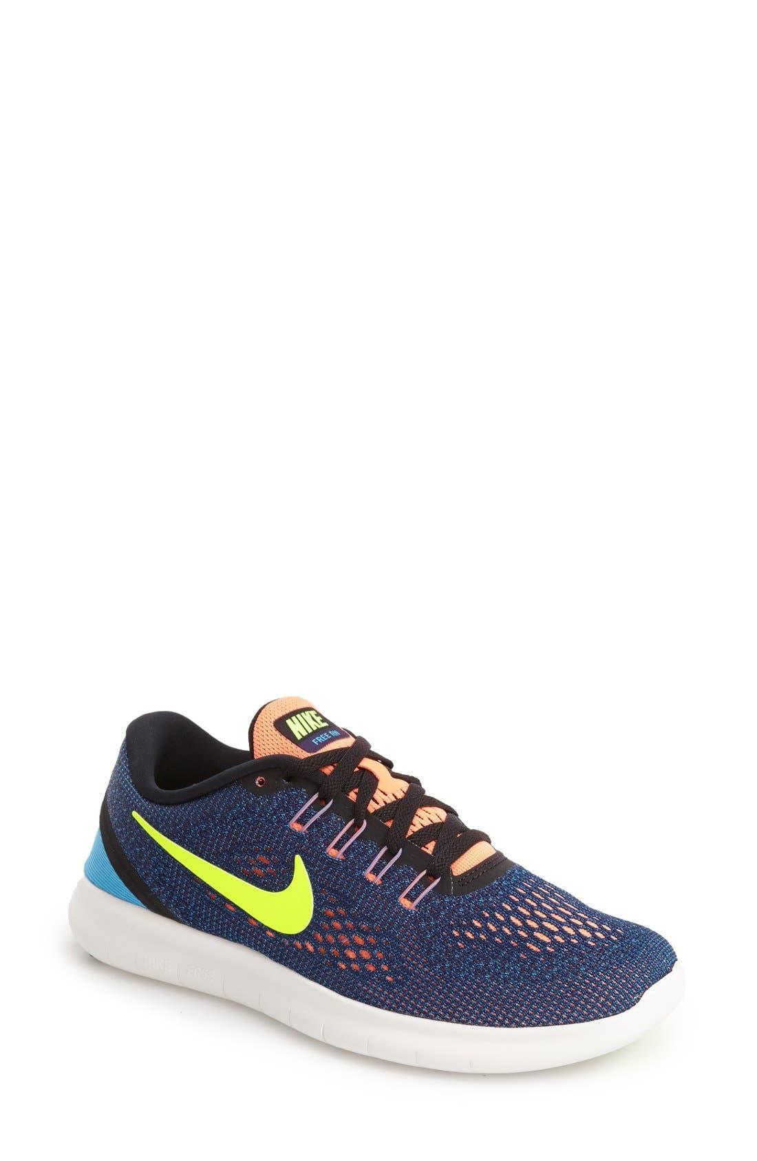 Alternate Image 1 Selected - Nike Free RN Running Shoe (Women)