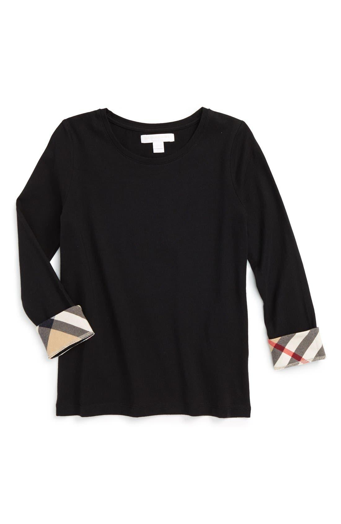 'Tulisa' Tee,                         Main,                         color, Black