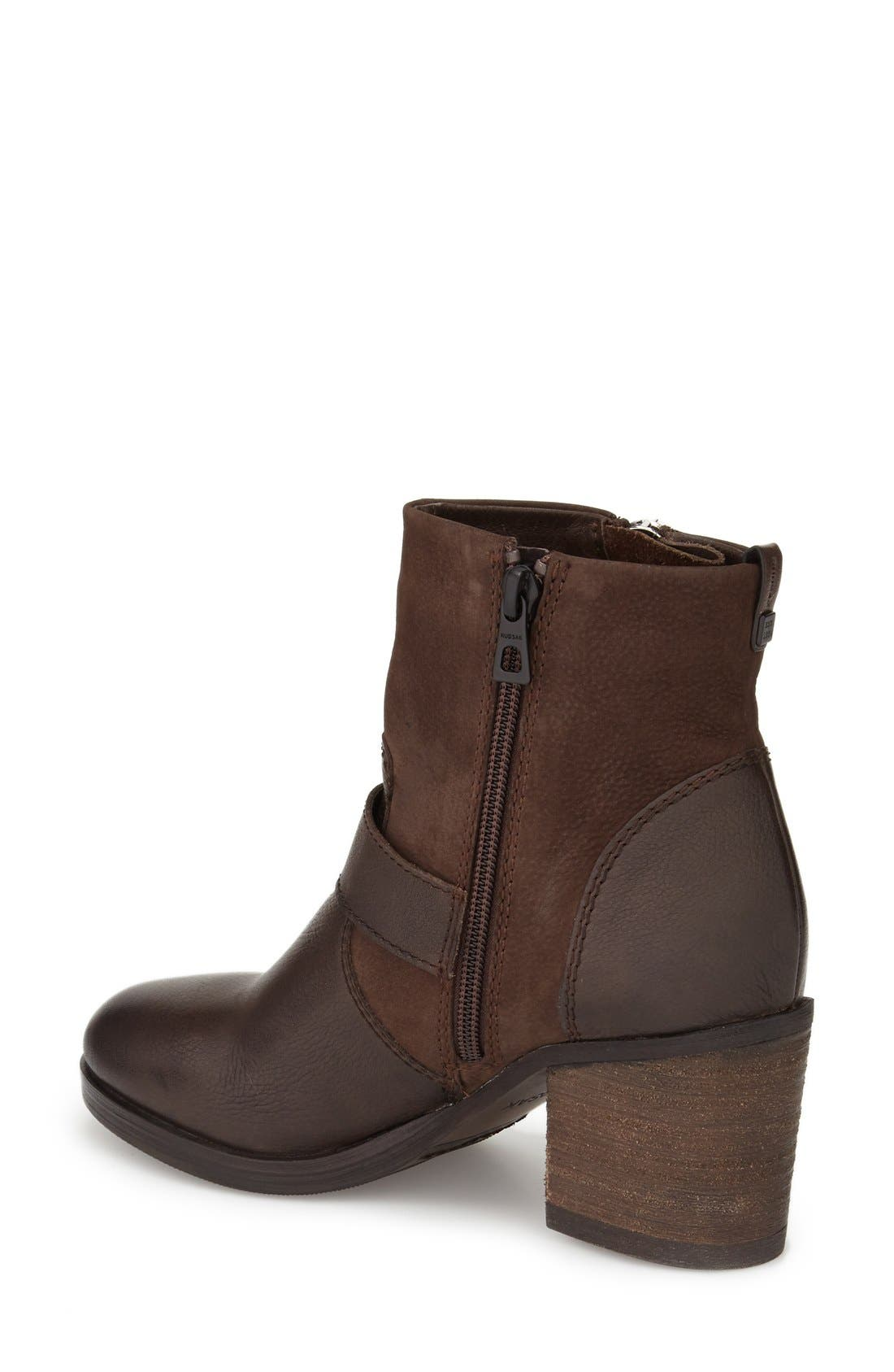 Balady Boot,                             Alternate thumbnail 2, color,                             Brown Leather
