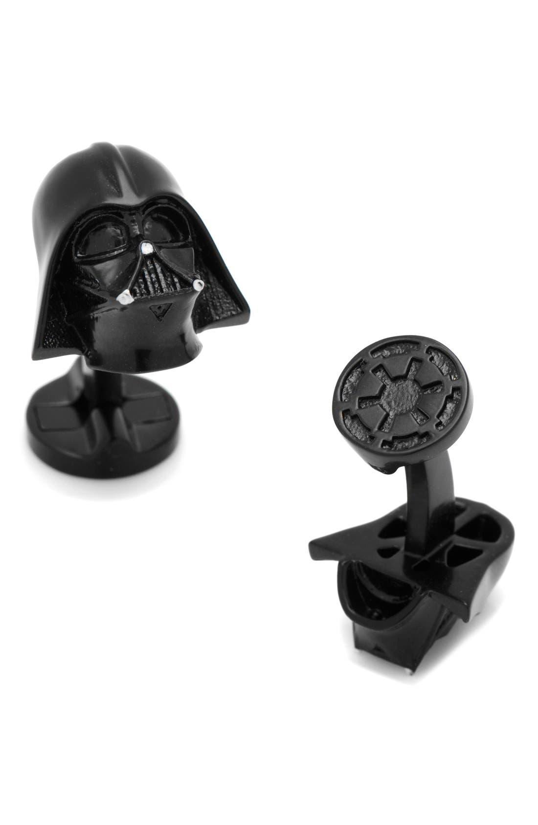 Main Image - Cufflinks, Inc. Star Wars Darth Vader Cuff Links