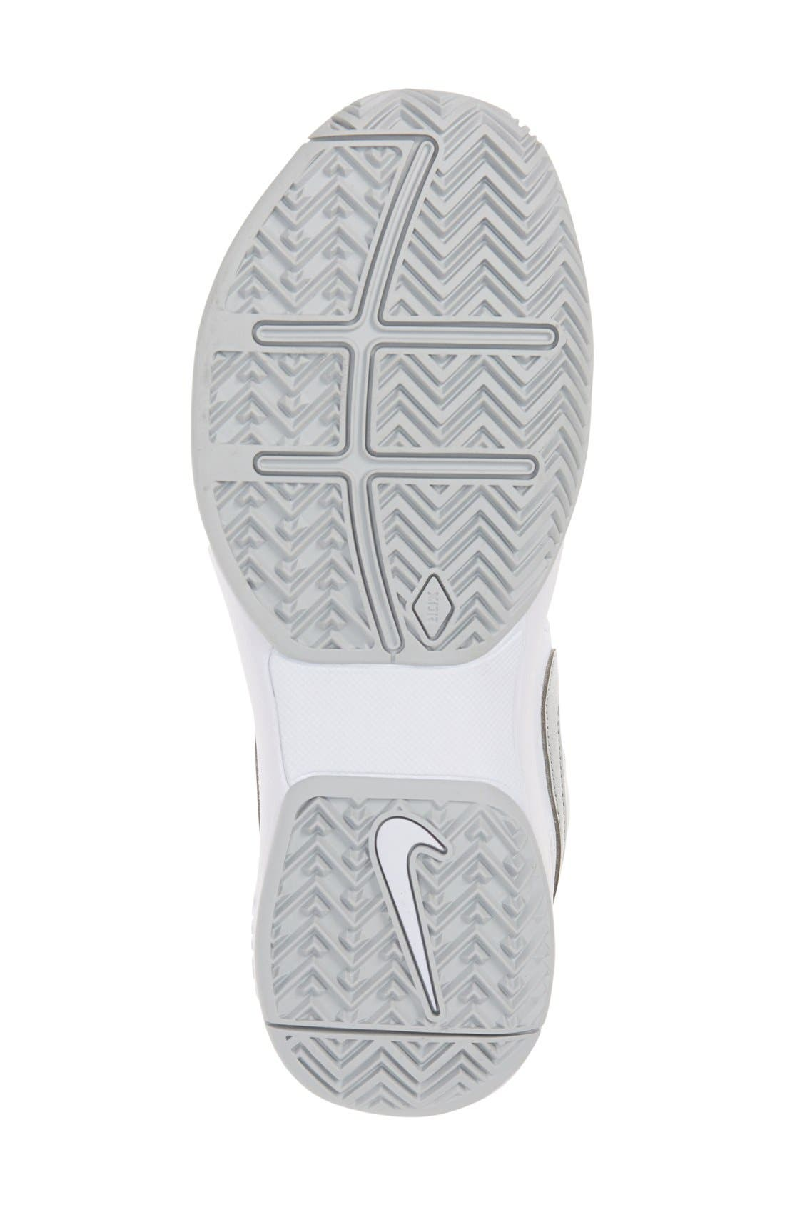 Alternate Image 4  - Nike 'Air Vapor Advantage' Tennis Shoe (Women)