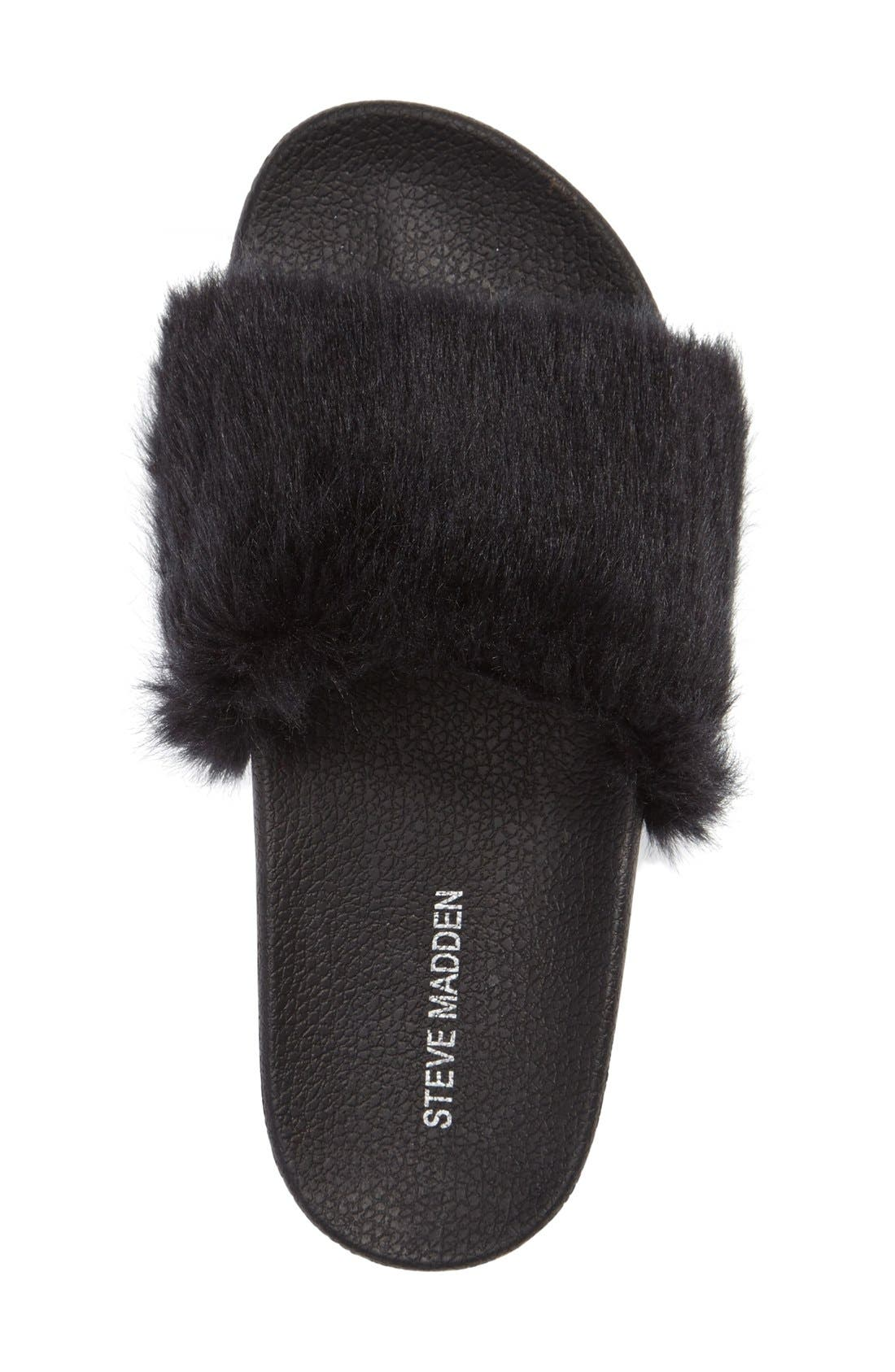 Alternate Image 3  - Steve Madden Softey Slide (Women)
