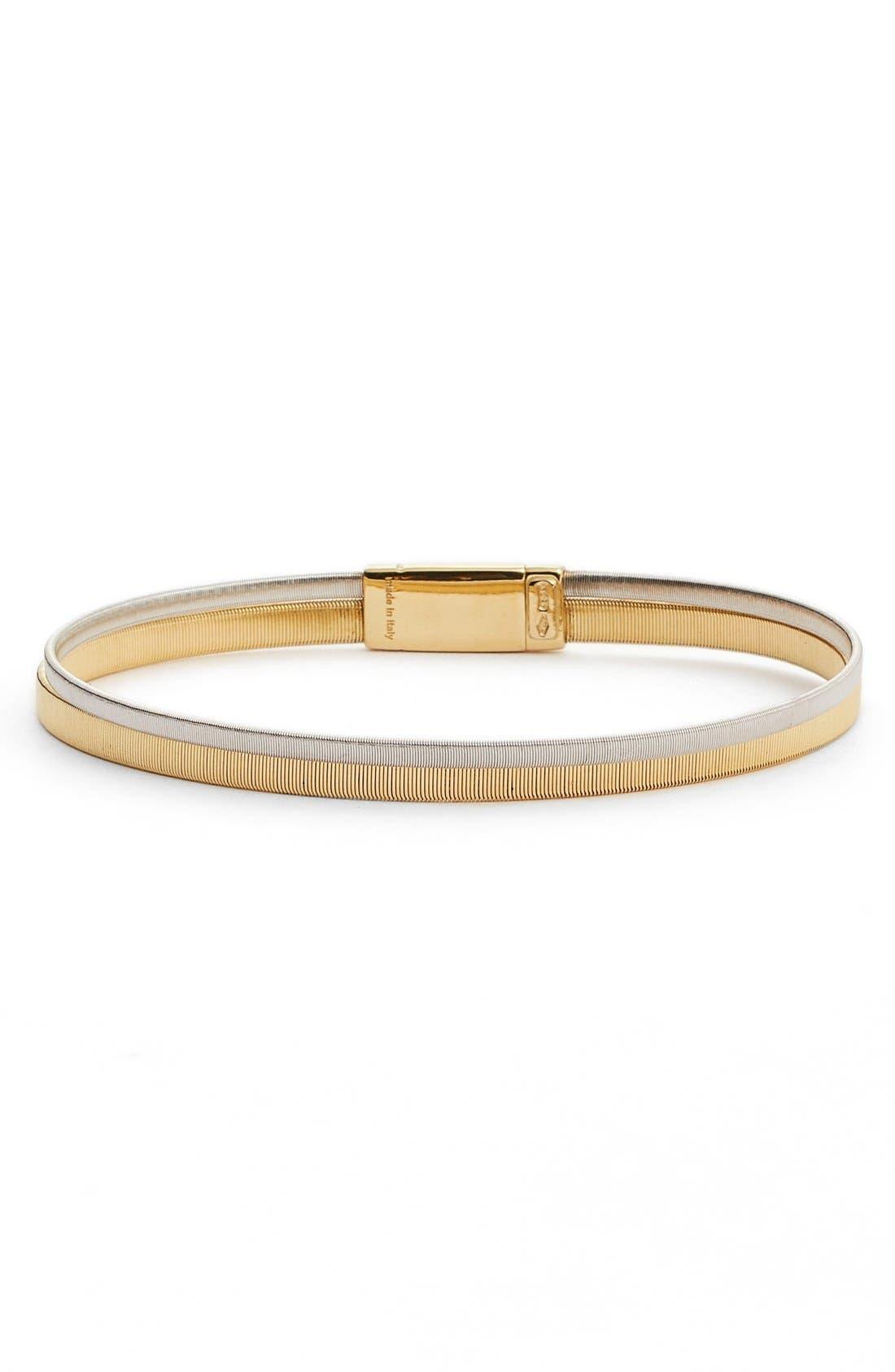 Masai Stack Bracelet,                         Main,                         color, Yellow Gold