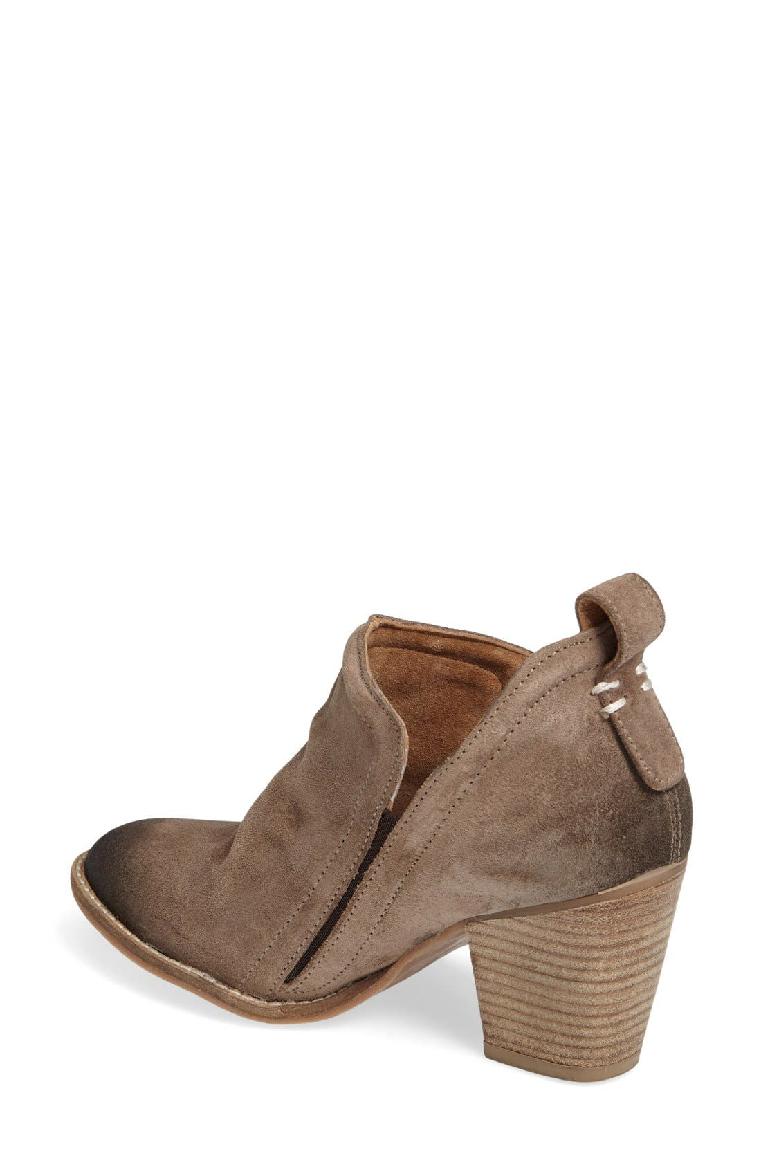 Alternate Image 2  - Jeffrey Campbell Burman Split Shaft Bootie (Women)