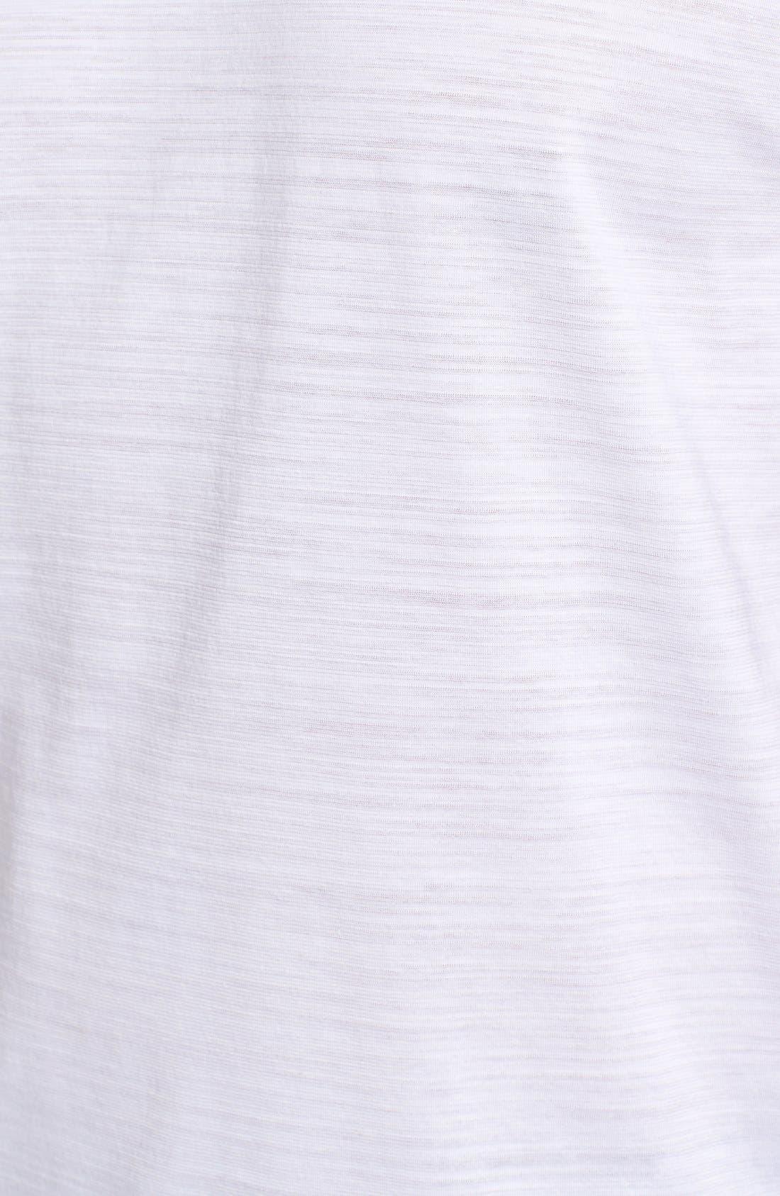 Tilson 50 V-Neck T-Shirt,                             Alternate thumbnail 5, color,                             White