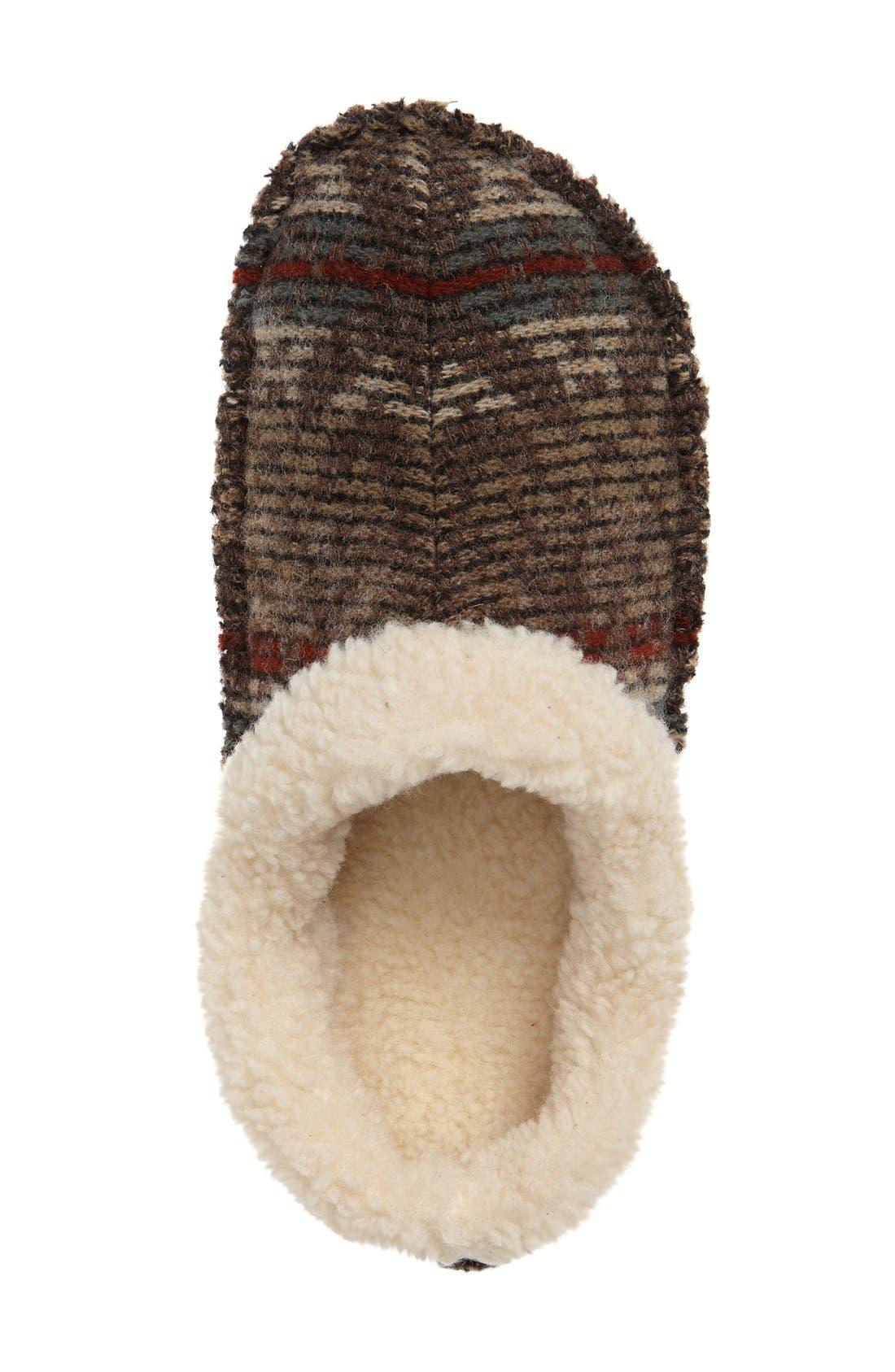 Alternate Image 3  - Woolrich Lodge Slipper (Women)