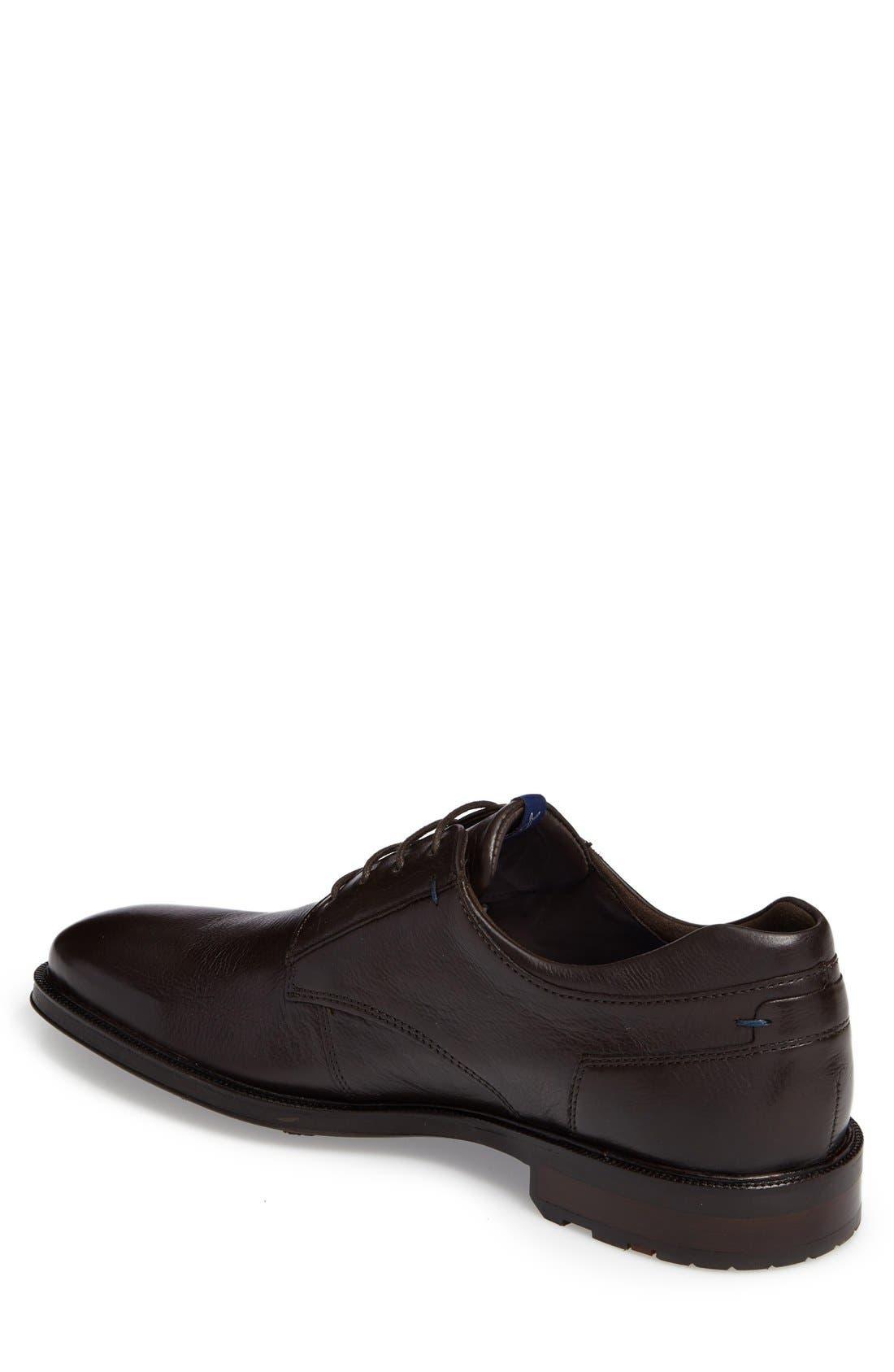 Alternate Image 2  - Lloyd Mare Plain Toe Derby (Men)