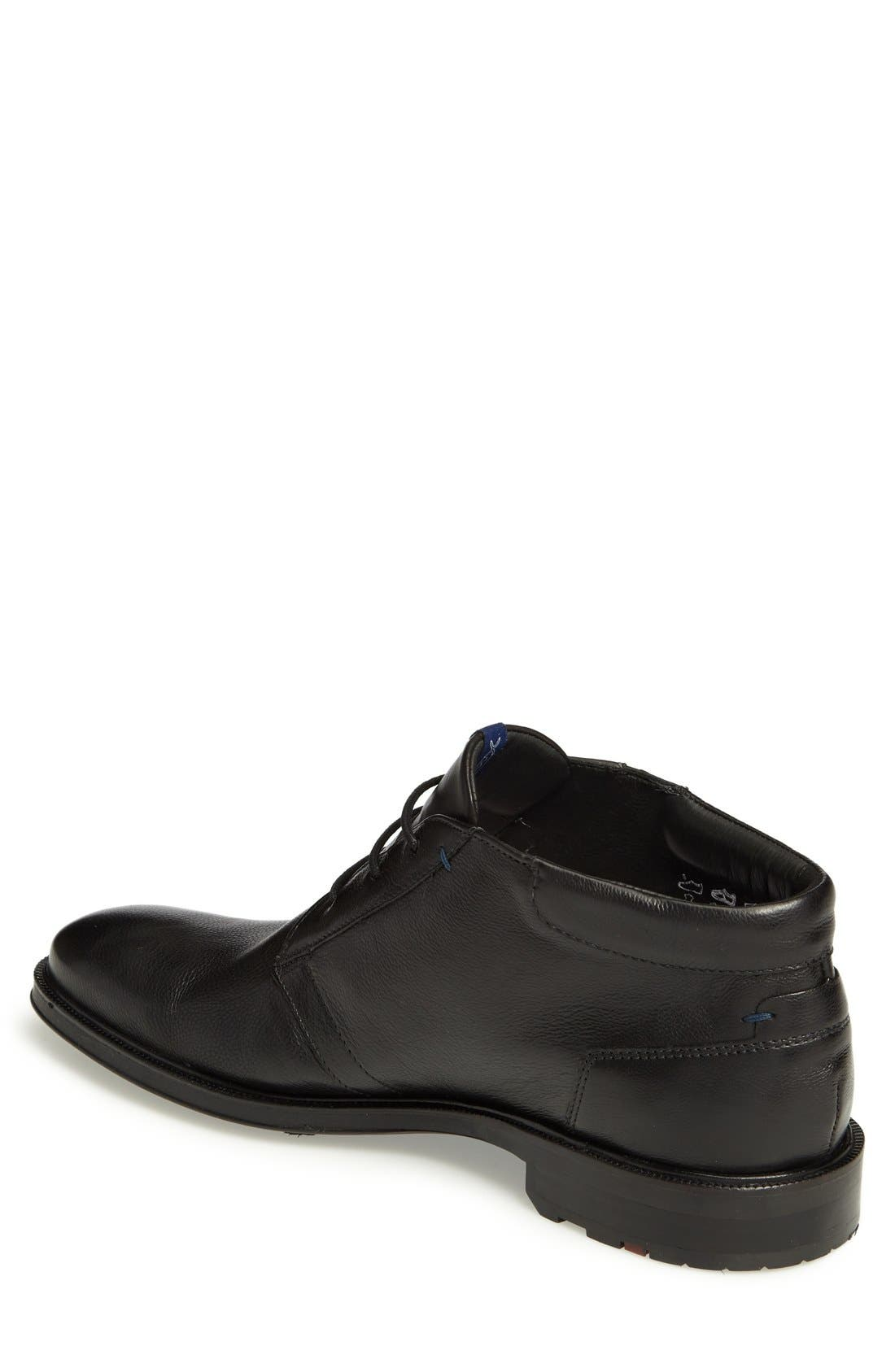 Marik Chukka Boot,                             Alternate thumbnail 2, color,                             Black