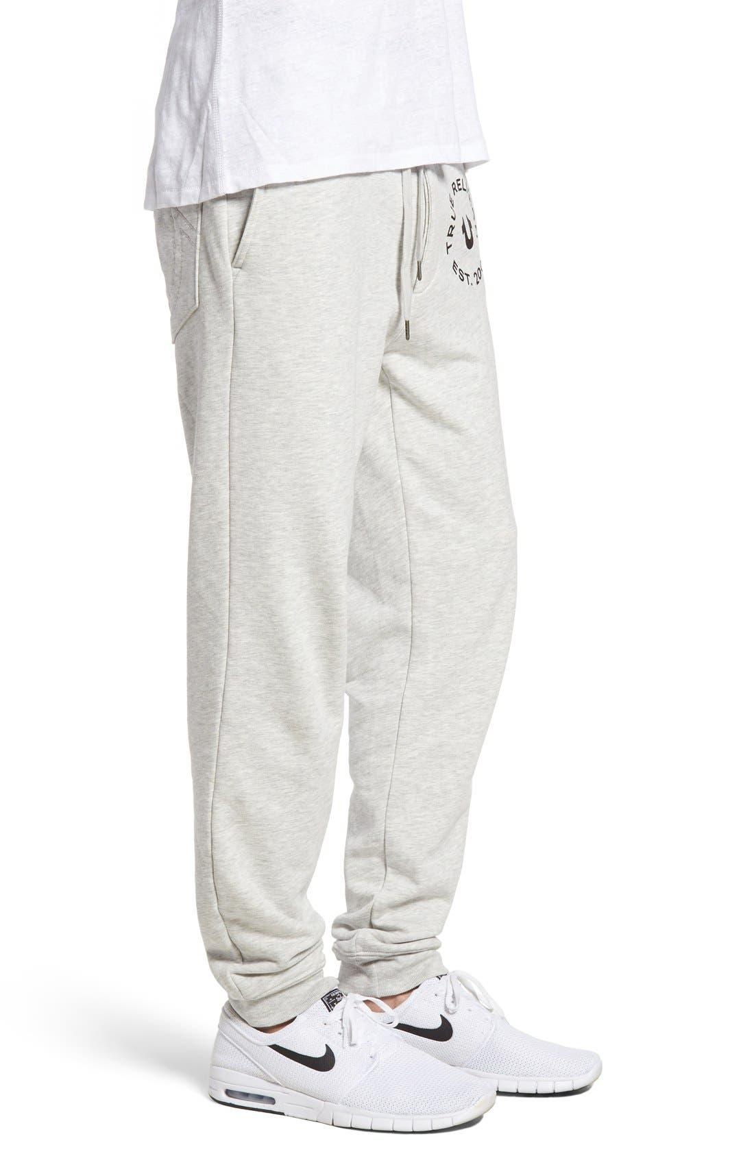 Alternate Image 3  - True Religion Brand Jeans Sweatpants