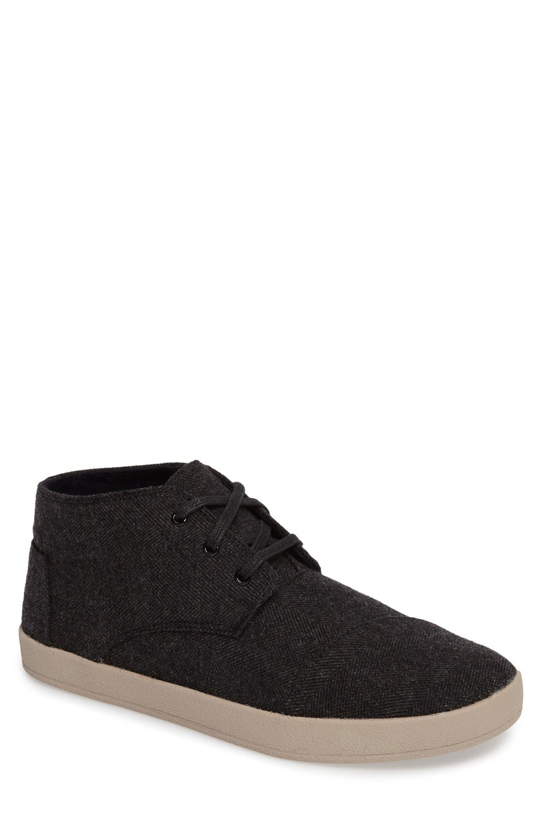 Main Image - TOMS 'Paseo Mid' Sneaker (Men)