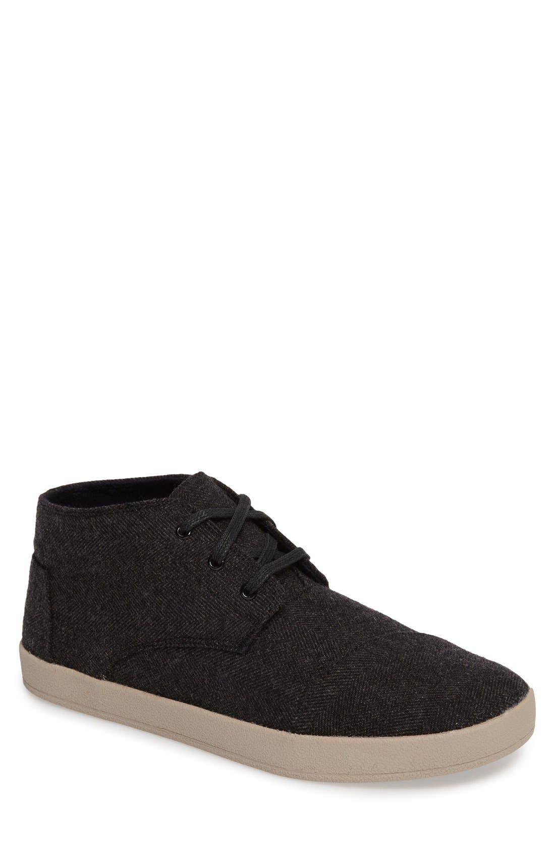 TOMS 'Paseo Mid' Sneaker (Men)