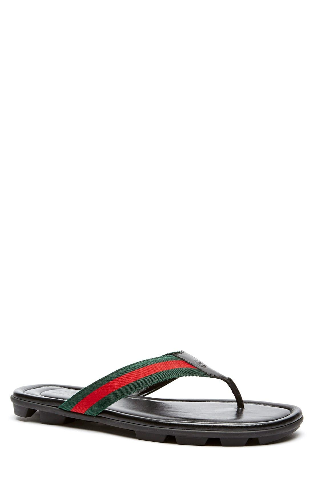 bbb671c8c16a Good deal Gucci Titan Flip Flop (Men) store
