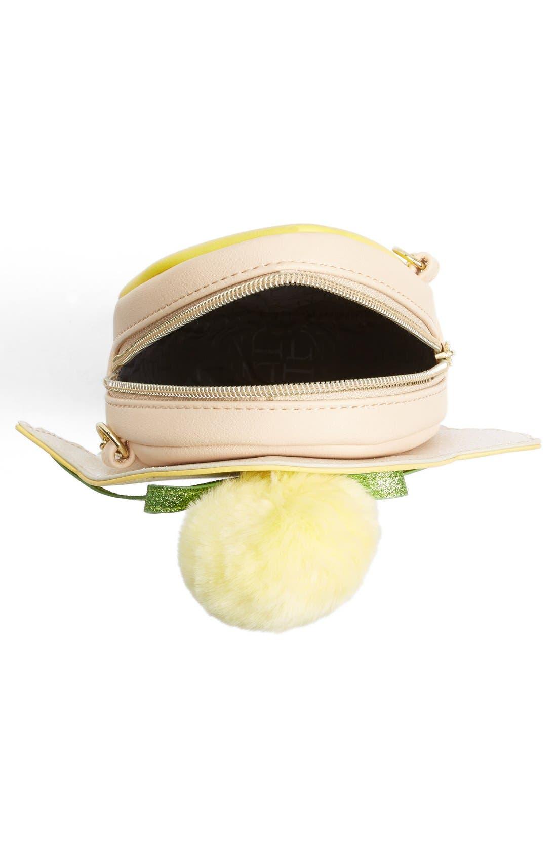 Alternate Image 3  - Danielle Nicole x Disney® Tinker Bell Faux Leather Crossbody Bag
