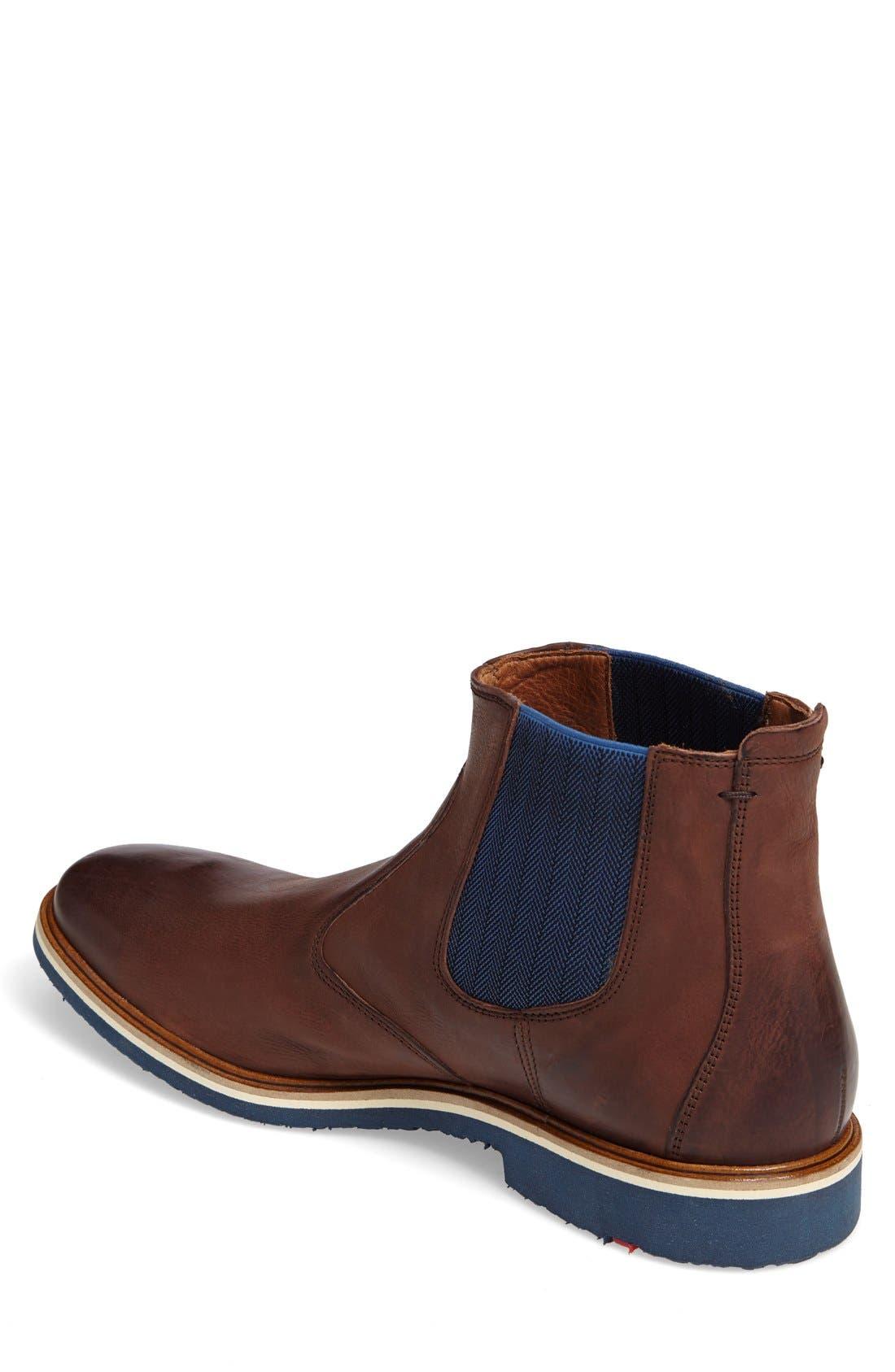 Alternate Image 2  - Lloyd Slava Mid Chelsea Boot (Men)