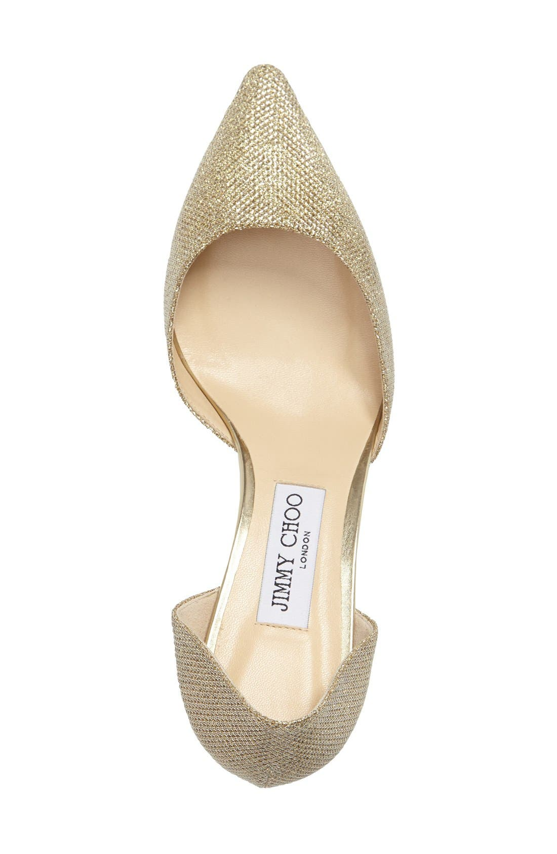 Alternate Image 3  - Jimmy Choo Esther Pointy Toe Pump (Women)