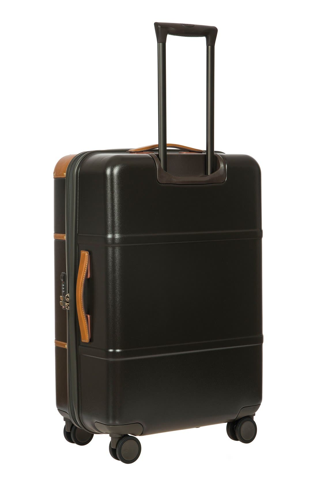 Bellagio 2.0 27-Inch Rolling Spinner Suitcase,                             Alternate thumbnail 4, color,                             Olive