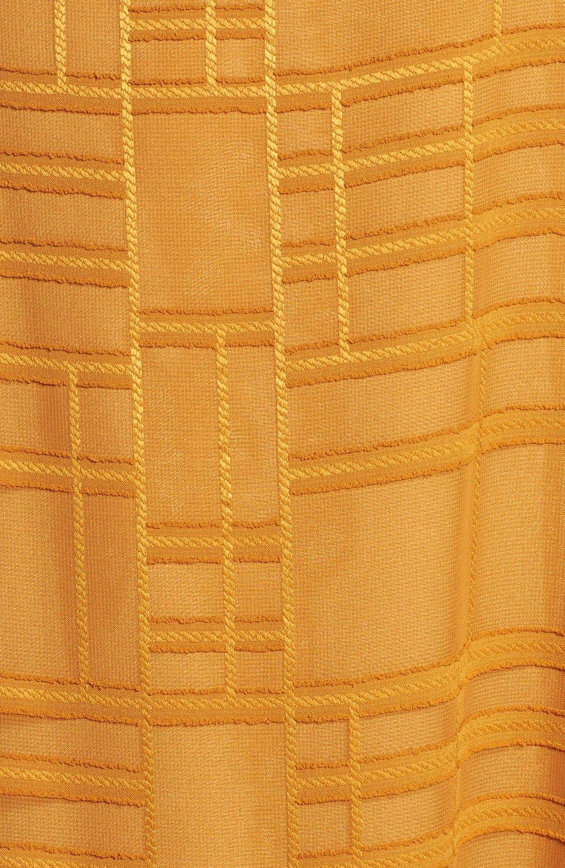 Alternate Image 5  - NSR Embroidered Maxi Dress