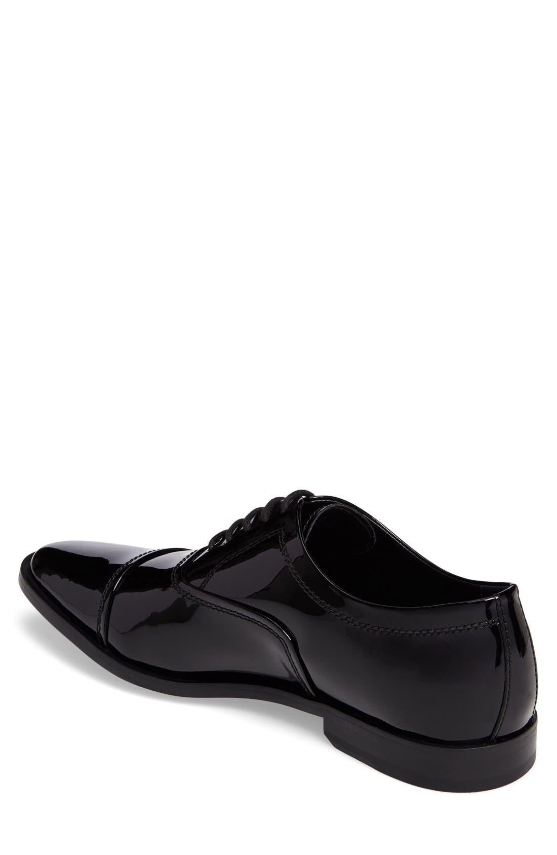 Alternate Image 2  - Calvin Klein 'Nino' Cap Toe Oxford (Men)