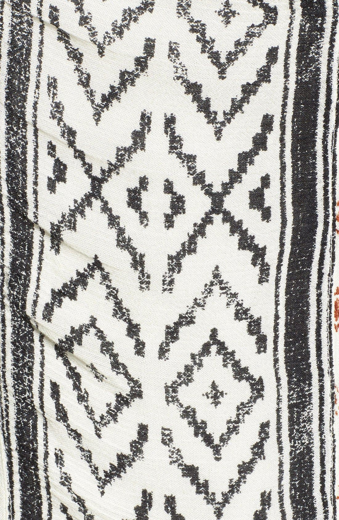 Alternate Image 5  - O'Neill Minni Print Dress
