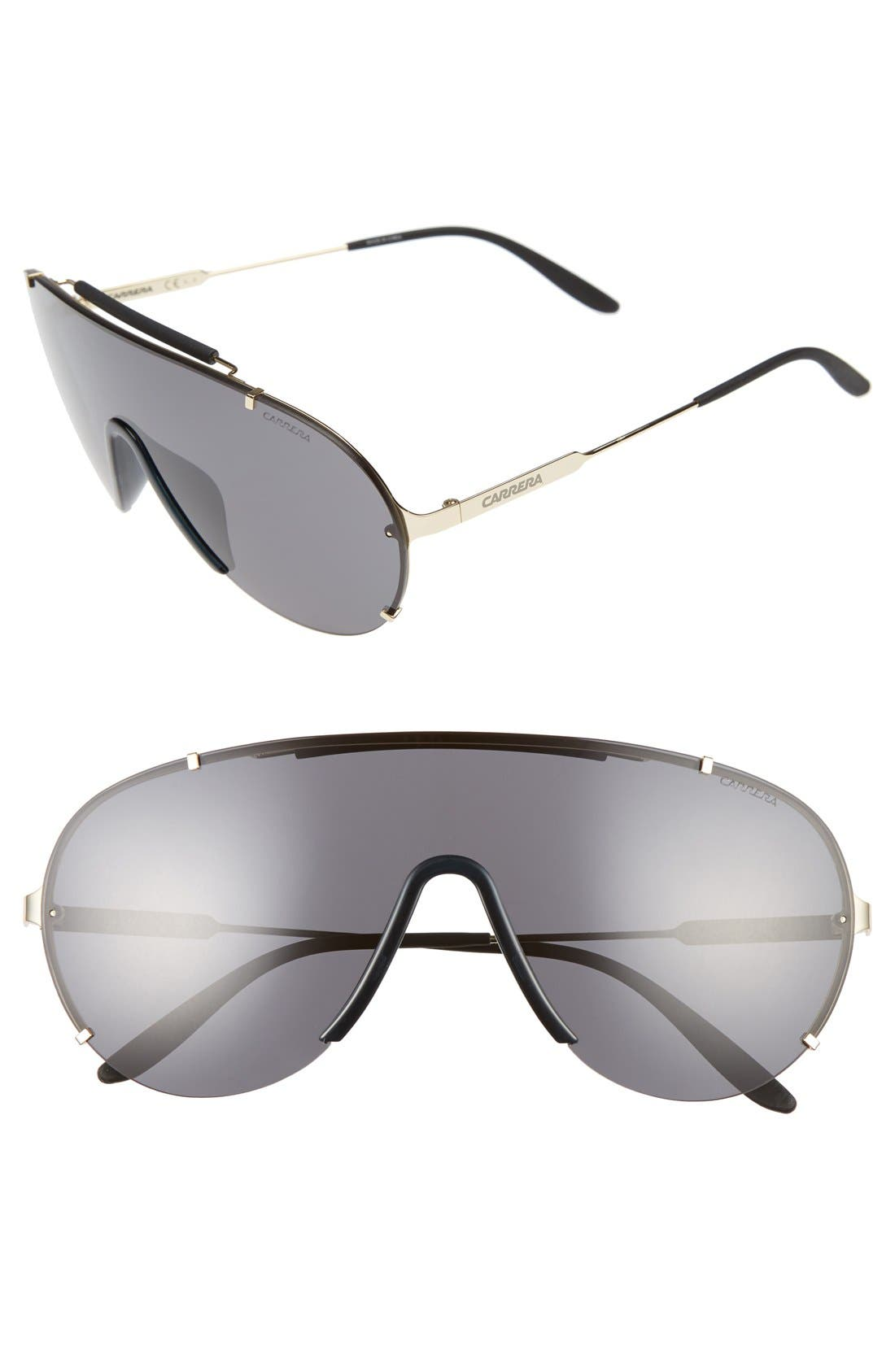 99mm Sunglasses,                             Main thumbnail 1, color,                             Gold