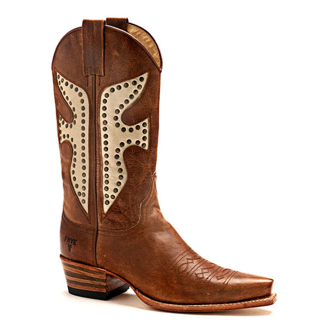 Main Image - Frye 'Daisy Duke' Studded Boot