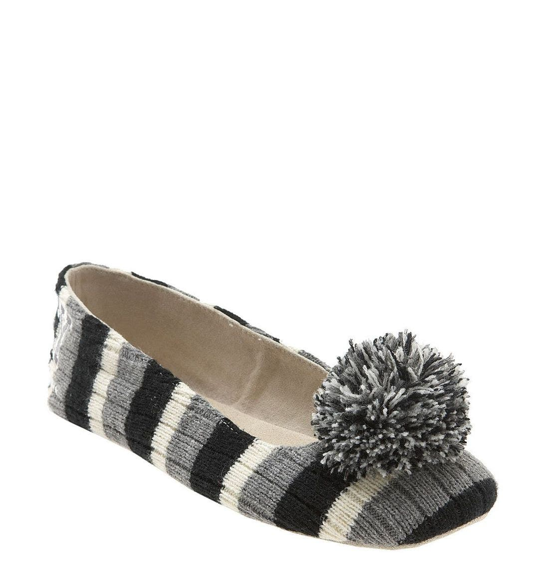 Alternate Image 1 Selected - Juicy Couture 'Cheer' Flat