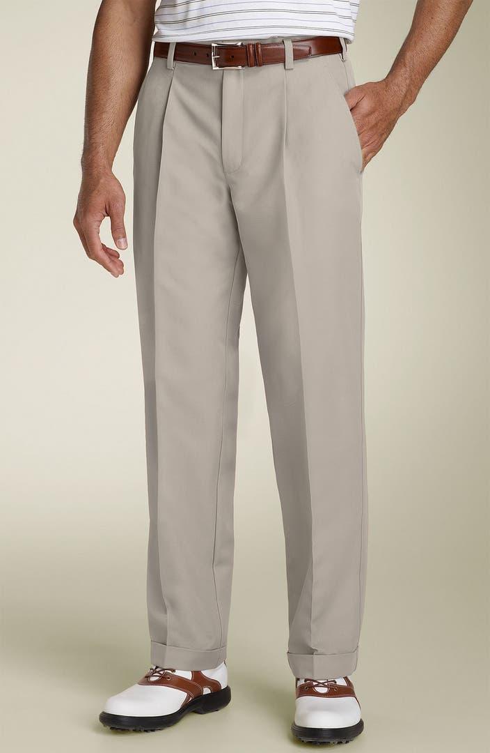 Nike Golf Tour Dri Fit Single Pleat Pants Nordstrom