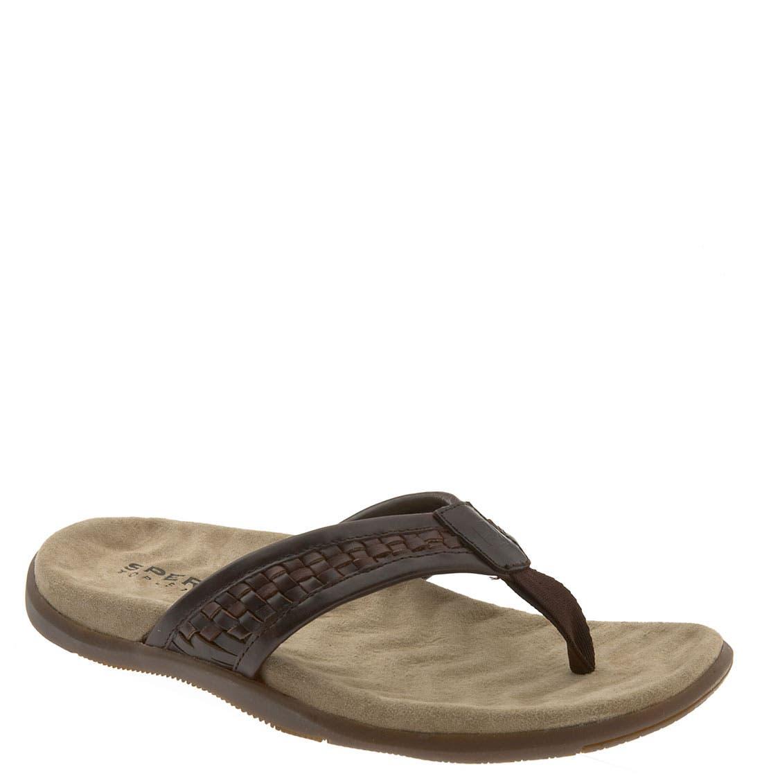 Sperry Top-Sider® 'Largo' Flip Flop (Men)